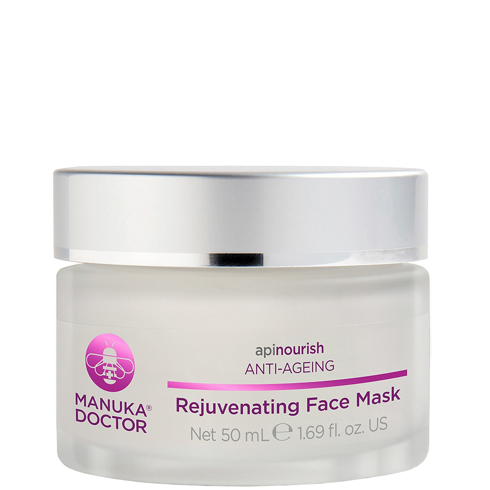Manuka Doctor ApiNourish Rejuvenating Bee Venom Face Mask 50ml