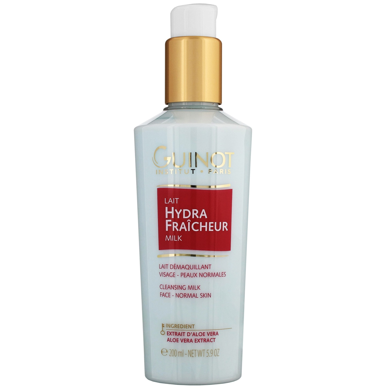 Guinot Make-Up Removal / Cleansing Lait Hydra Fraicheur Milk 200ml / 5.9 oz.