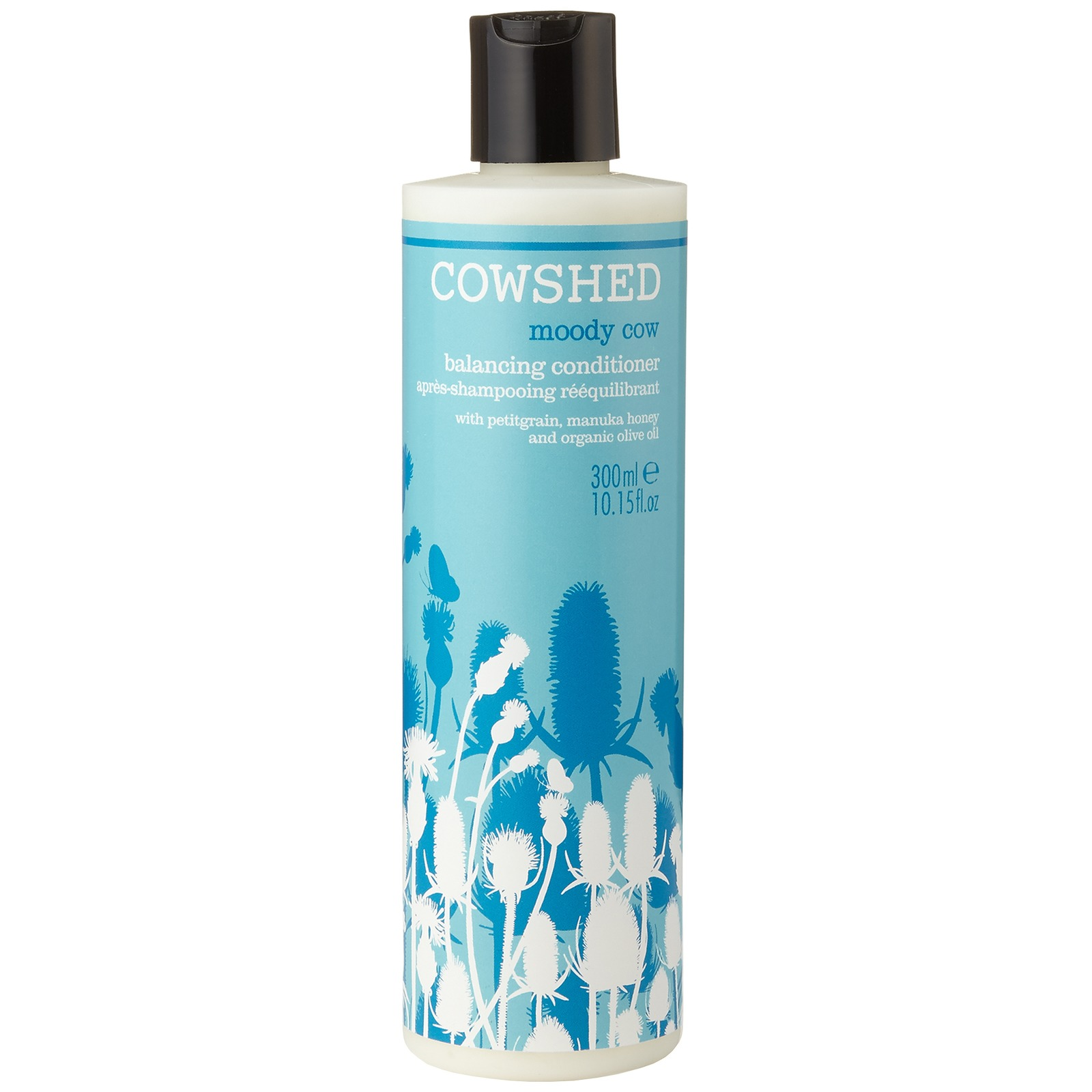 Cowshed Haircare Moody Cow Balancing Conditioner 300ml