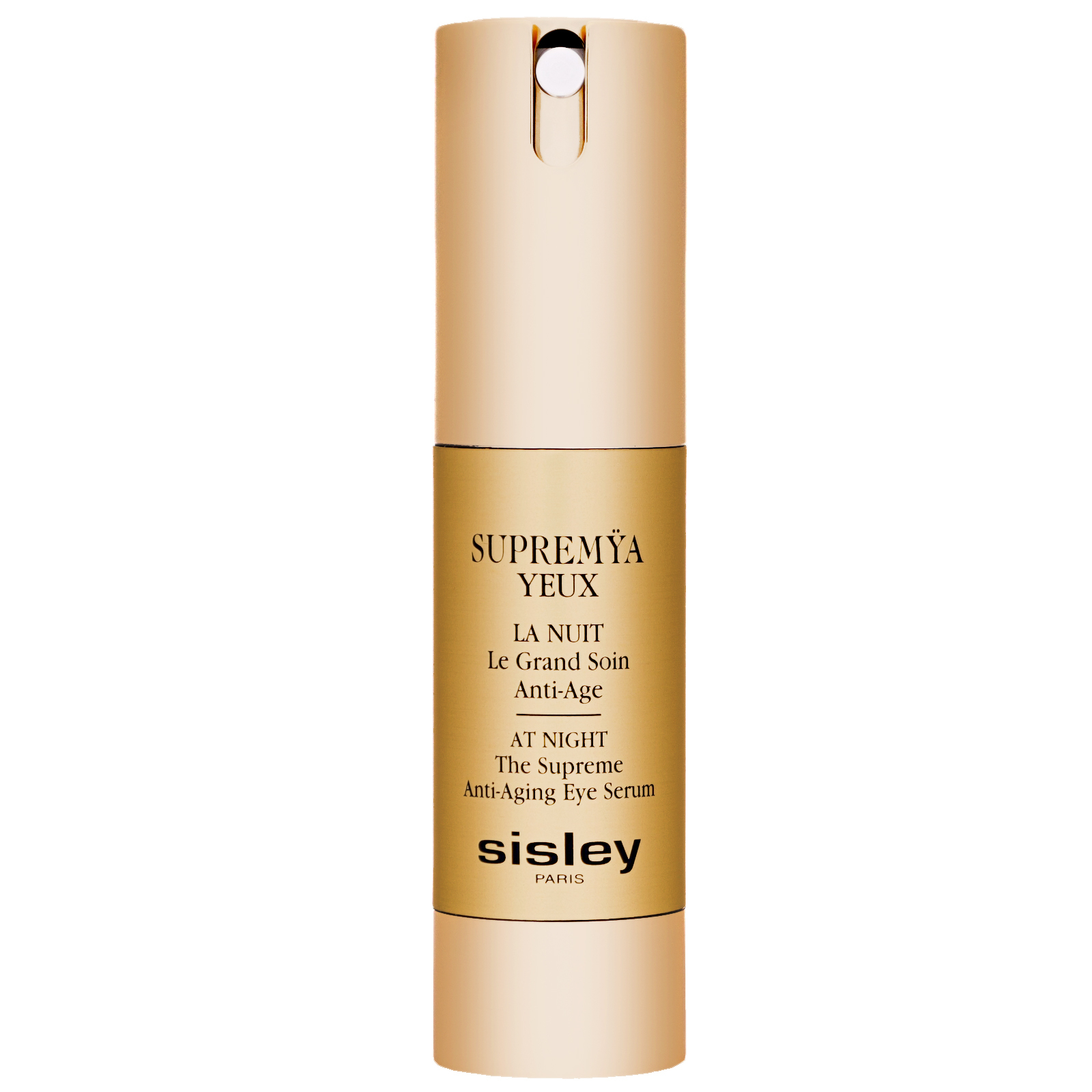 Sisley Eye & Lip Supremya Yeux At Night The Supreme Anti Aging Eye Serum 15ml