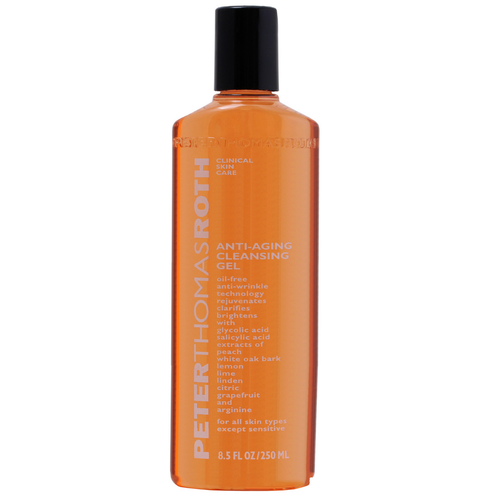 Peter Thomas Roth Cleansers & Toners Anti Aging Cleansing Gel for All Skin Types Except Sensitive 250ml