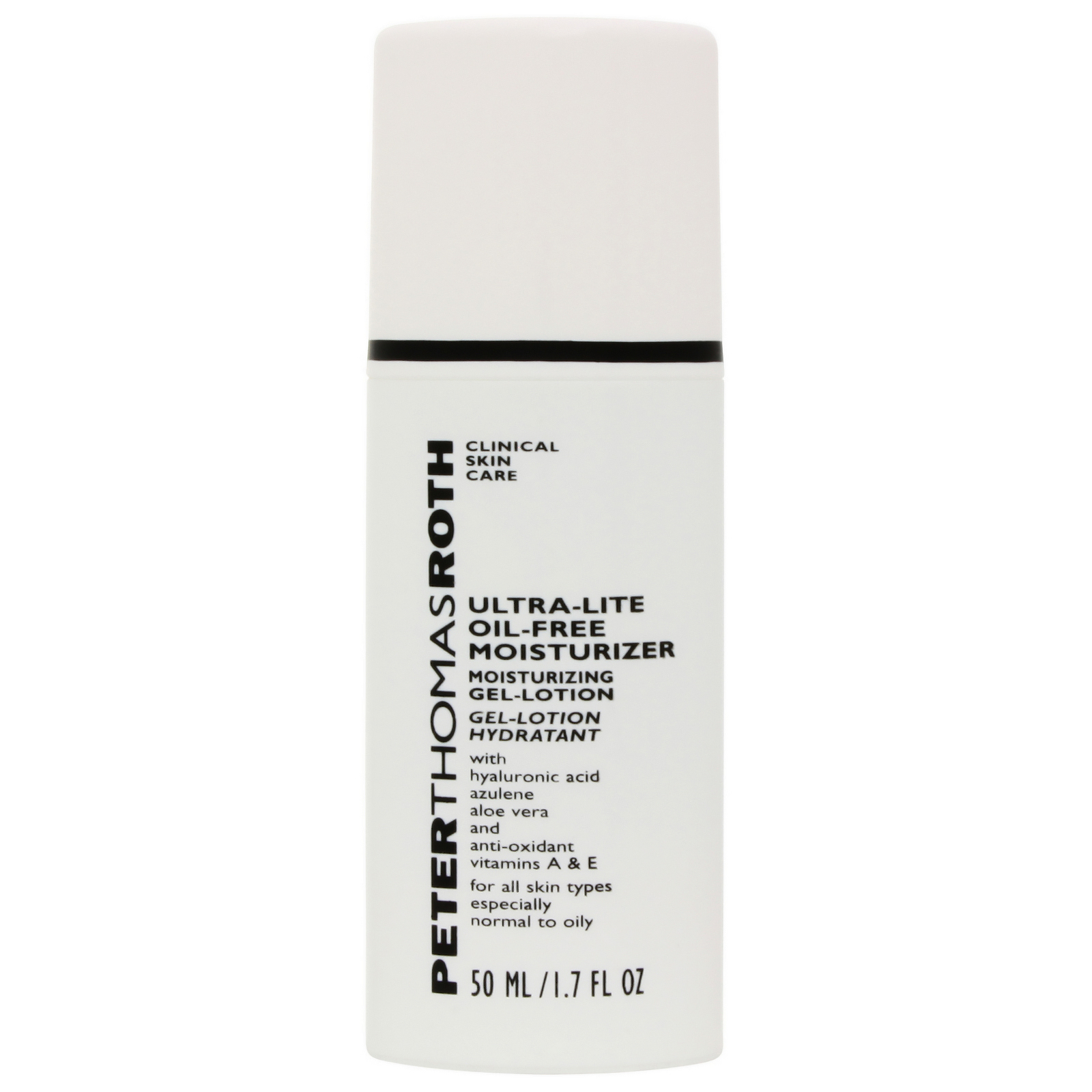 Peter Thomas Roth Face Care Ultra Lite Oil Free Moisturizer All Skin Types 50ml