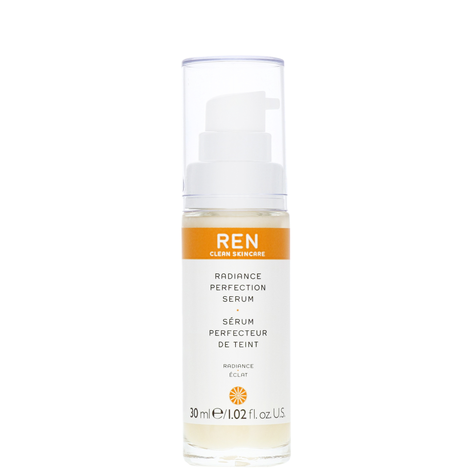 REN Clean Skincare Face Radiance Perfection Serum 30ml / 1.02 fl.oz.