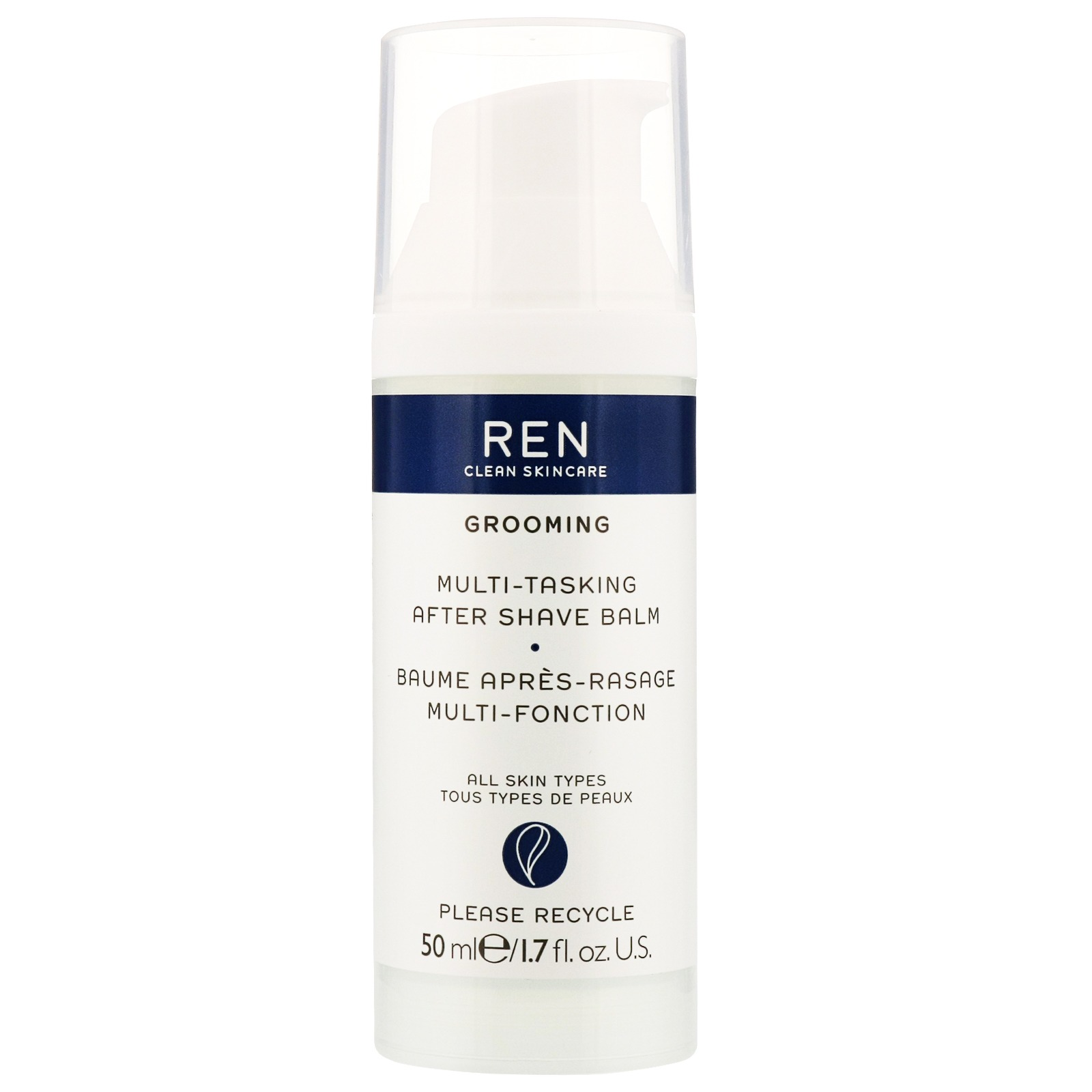 REN Clean Skincare Men Multi-Tasking After Shave Balm 50ml / 1.7 fl.oz.