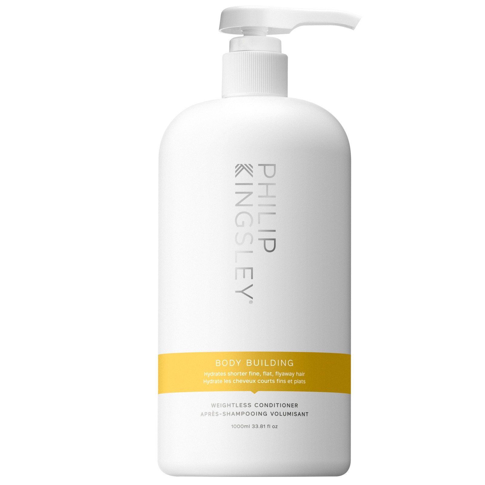 Philip Kingsley Conditioner Body Building 1000ml (Value £88)