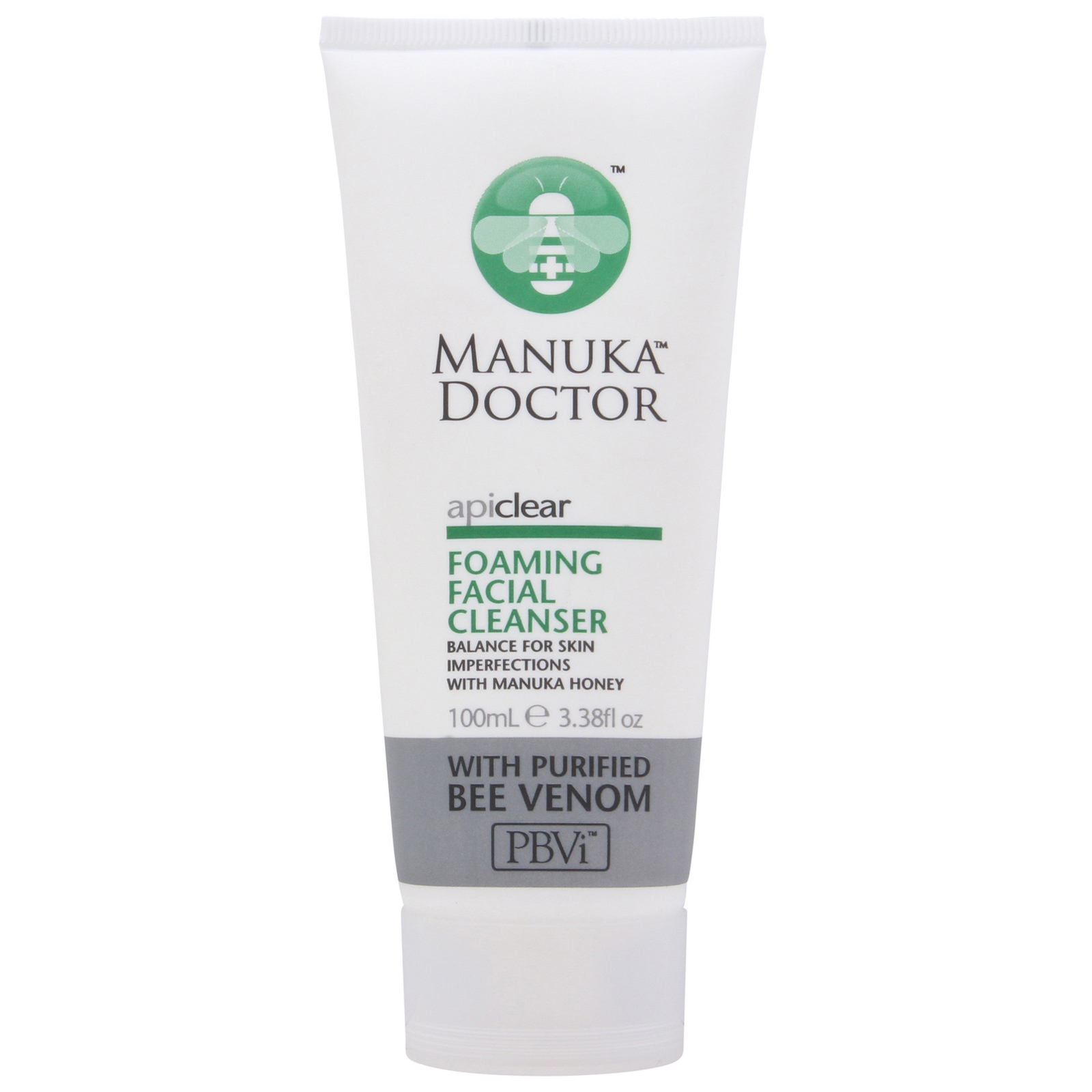 Manuka Doctor ApiClear Foaming Facial Cleanser 100ml