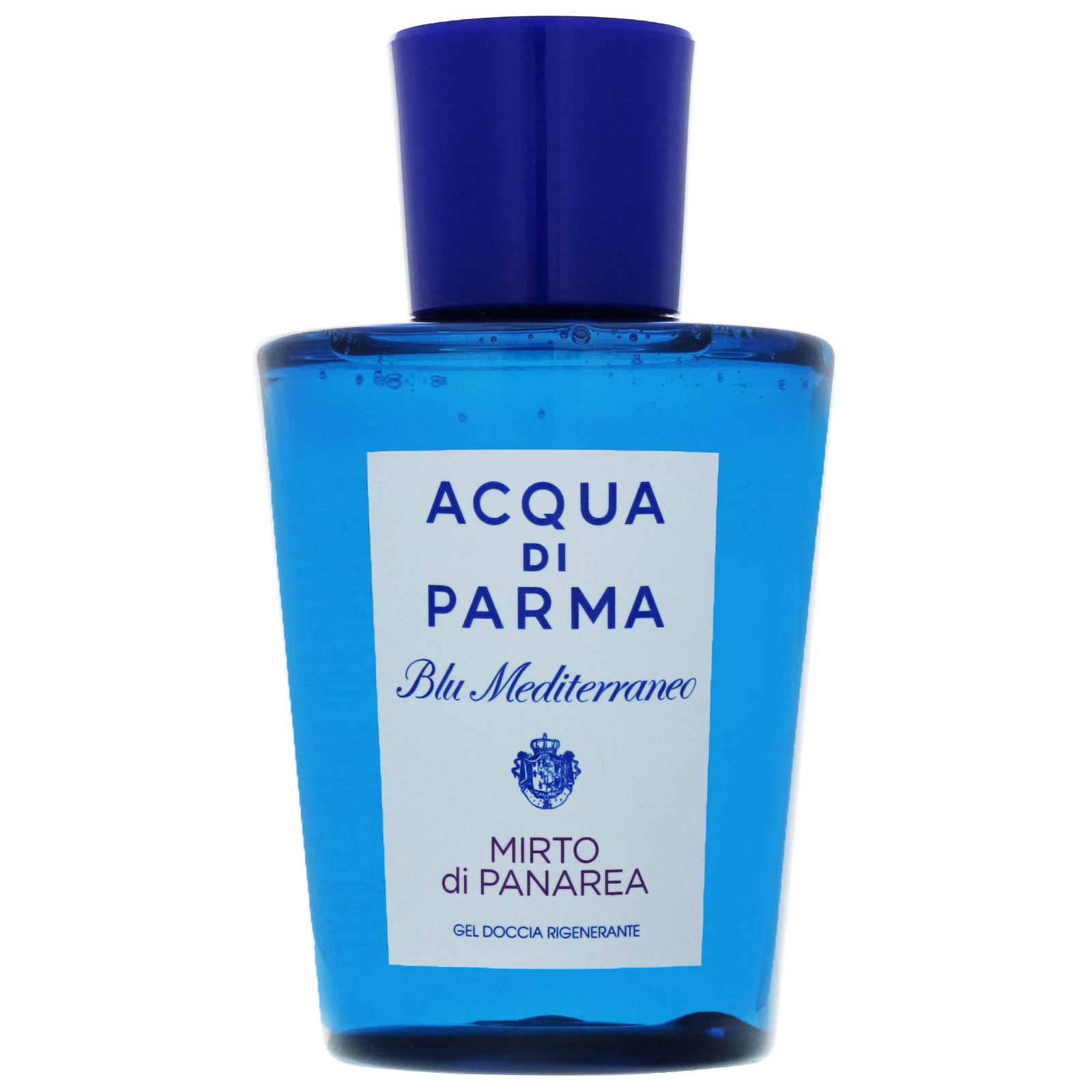 Acqua Di Parma Blu Mediterraneo - Mirto Di Panarea Regenerating Shower Gel 200ml