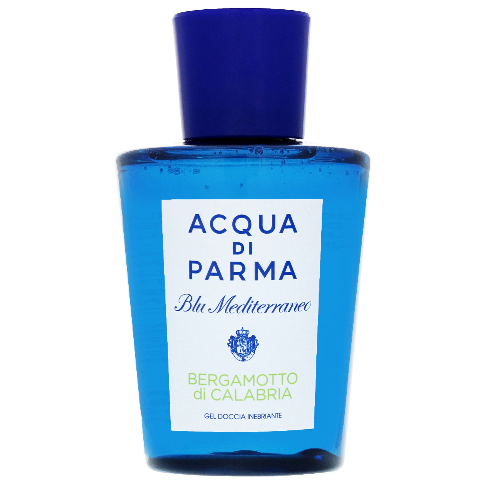 Acqua Di Parma Blu Mediterraneo - Bergamotto Di Calabria Intoxicating Shower Gel 200ml