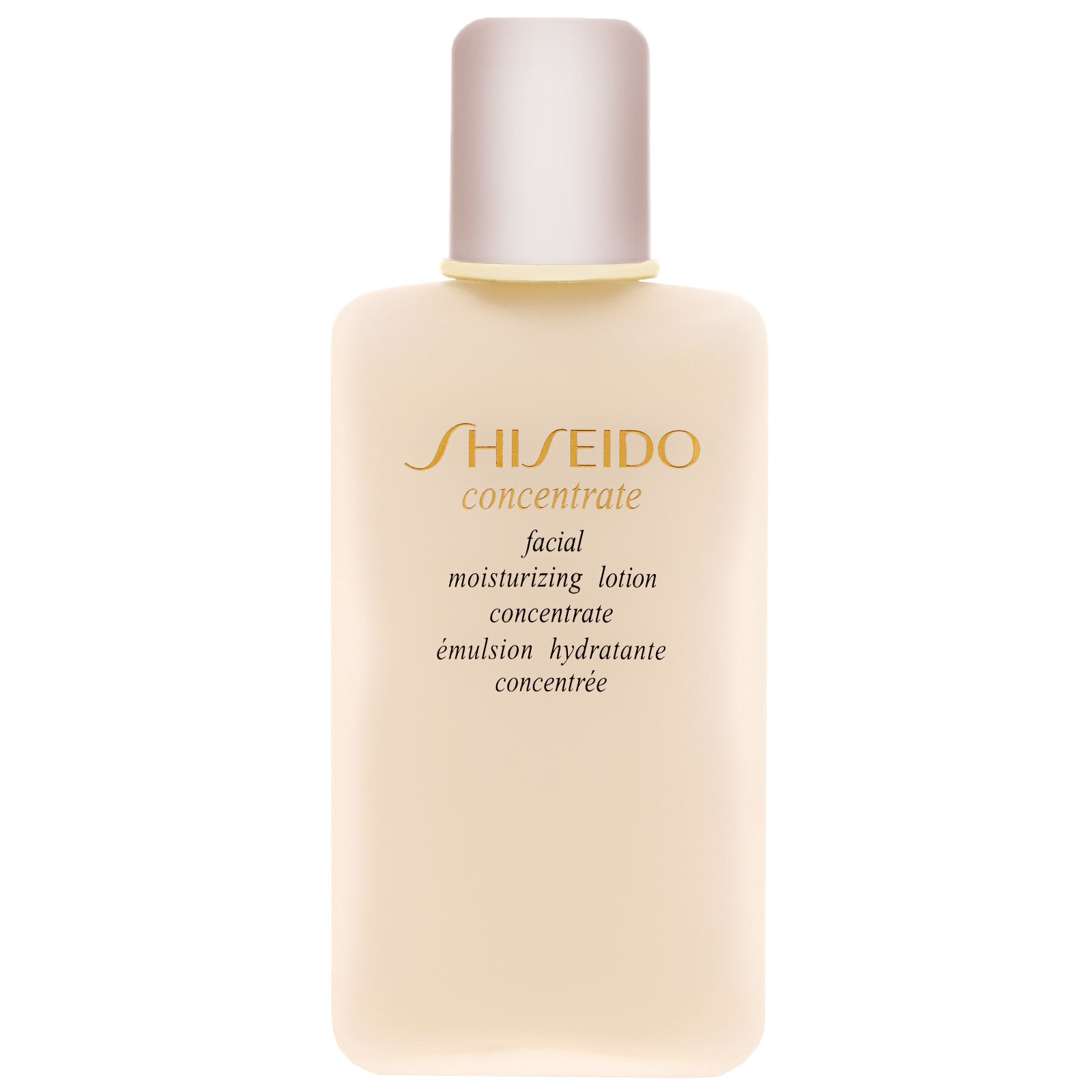 Shiseido Concentrate Facial Moisturizing Lotion 100ml 33 Floz Marina Hand Body 100 Ml Skincare