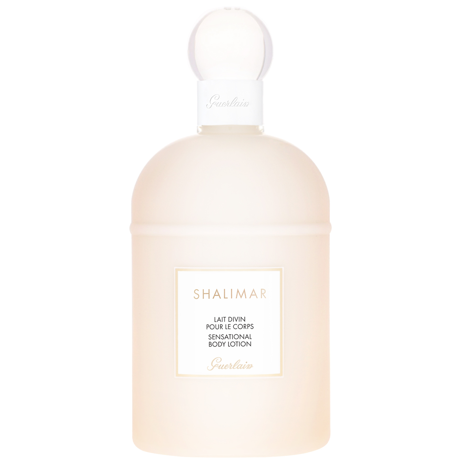 Guerlain Shalimar Sensational Body Lotion 200ml / 6.7 fl.oz.