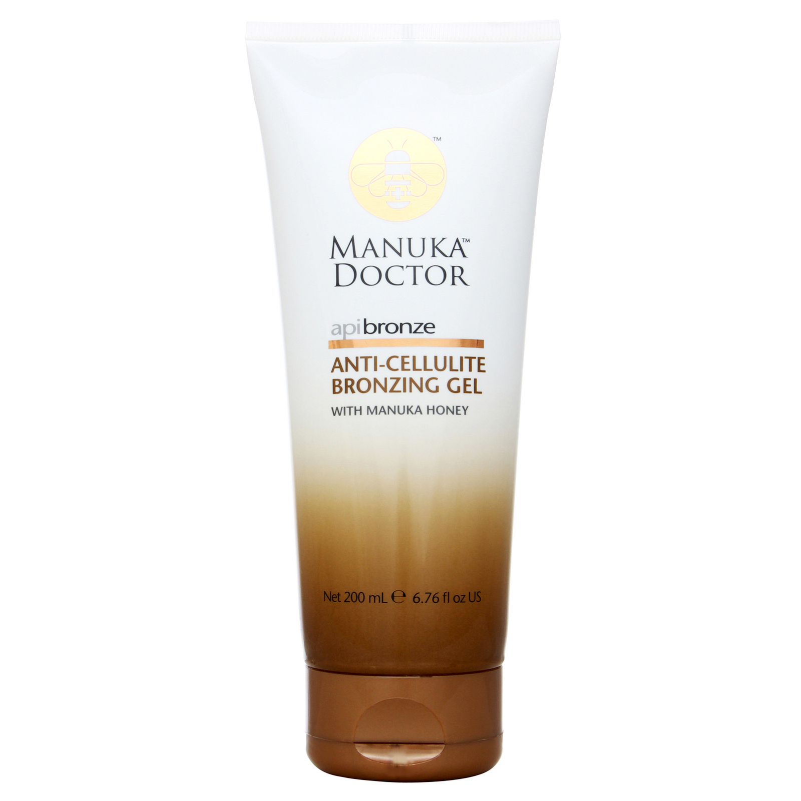 Manuka Doctor ApiBronze Anti Cellulite Bronzing Gel 200ml