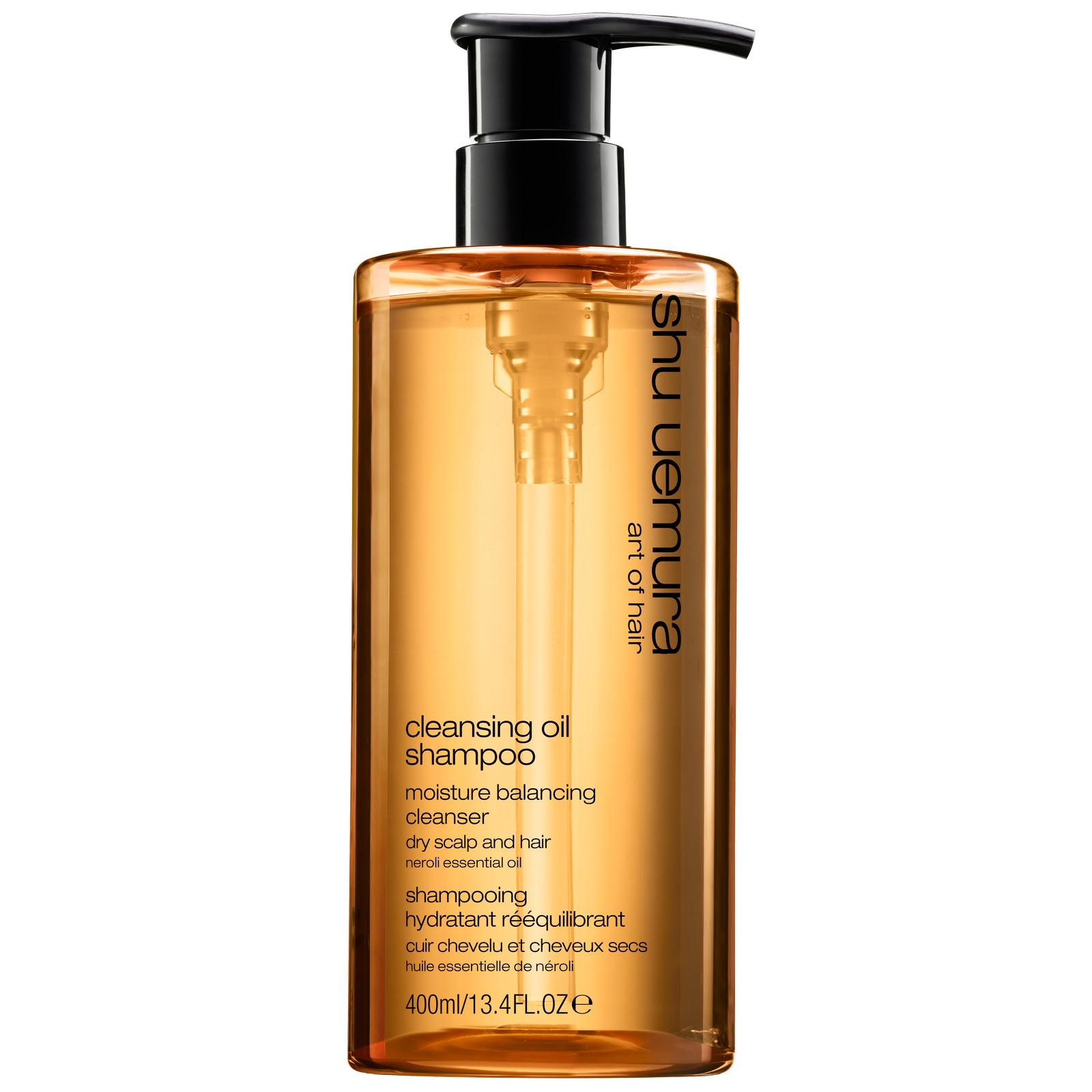 Shu Uemura Art Of Hair Cleansing Oil Shampoo Moisture Balancing Cleanser For Dry Hair And Scalp