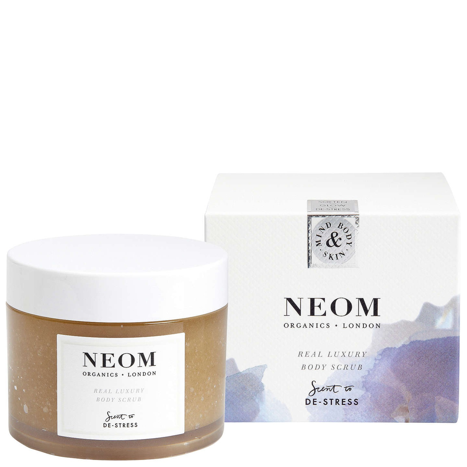 Neom Organics London Scent To De-Stress Real Luxury Body Scrub 332g