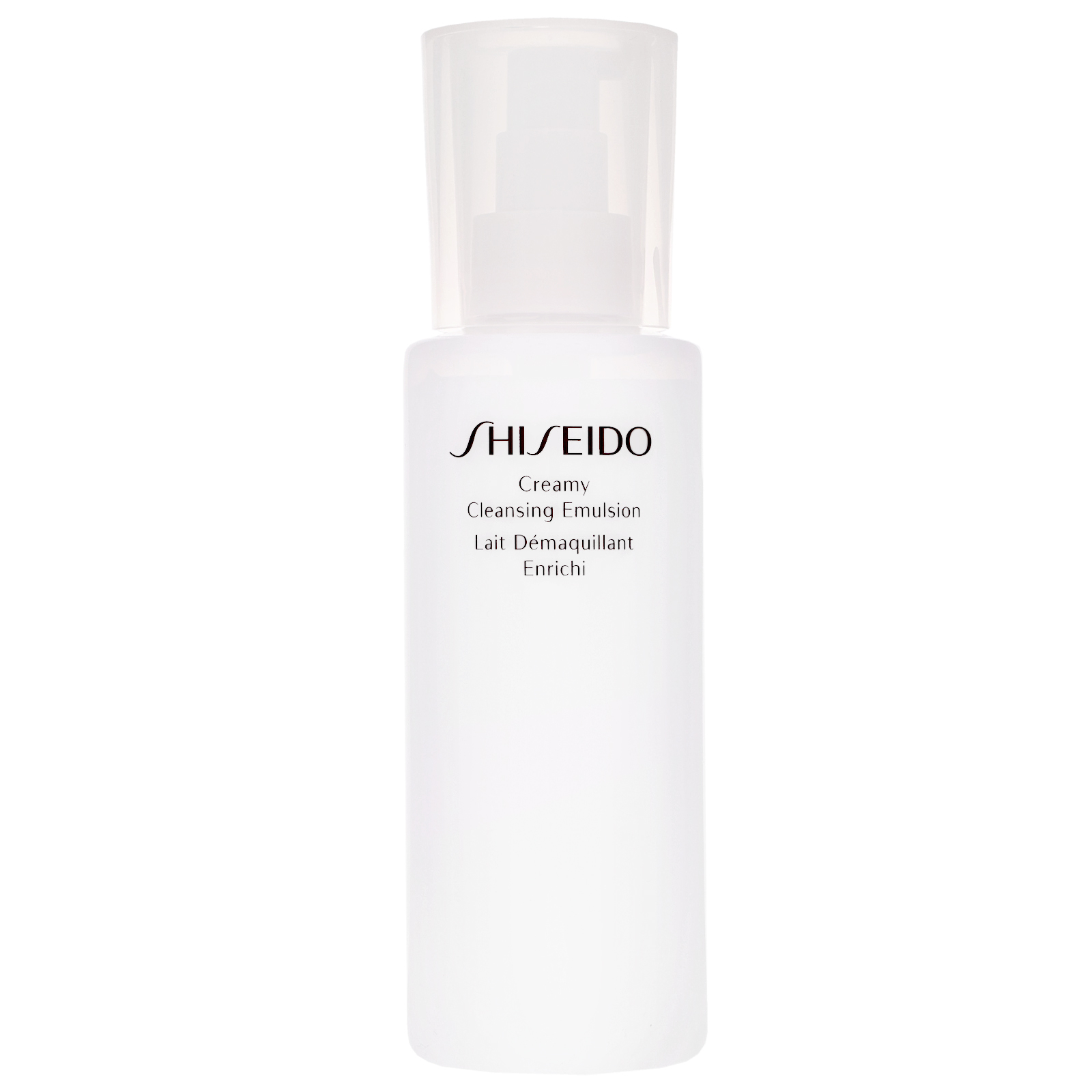 Shiseido Essentials Creamy Cleansing Emulsion 200ml / 6.7 fl.oz.