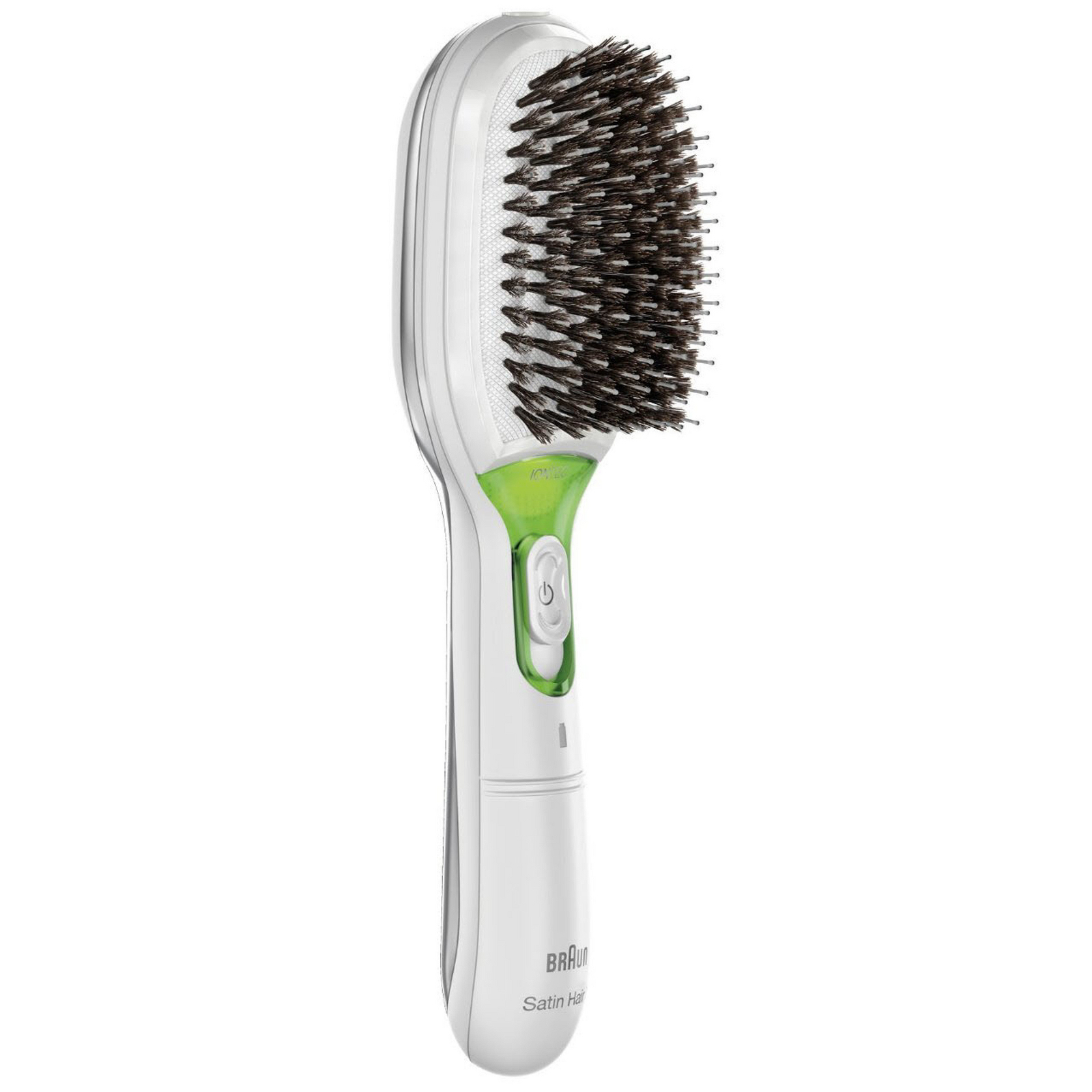 Braun Satin Hair 7 BR750 Brush with IONTEC Technology and Natural Bristle