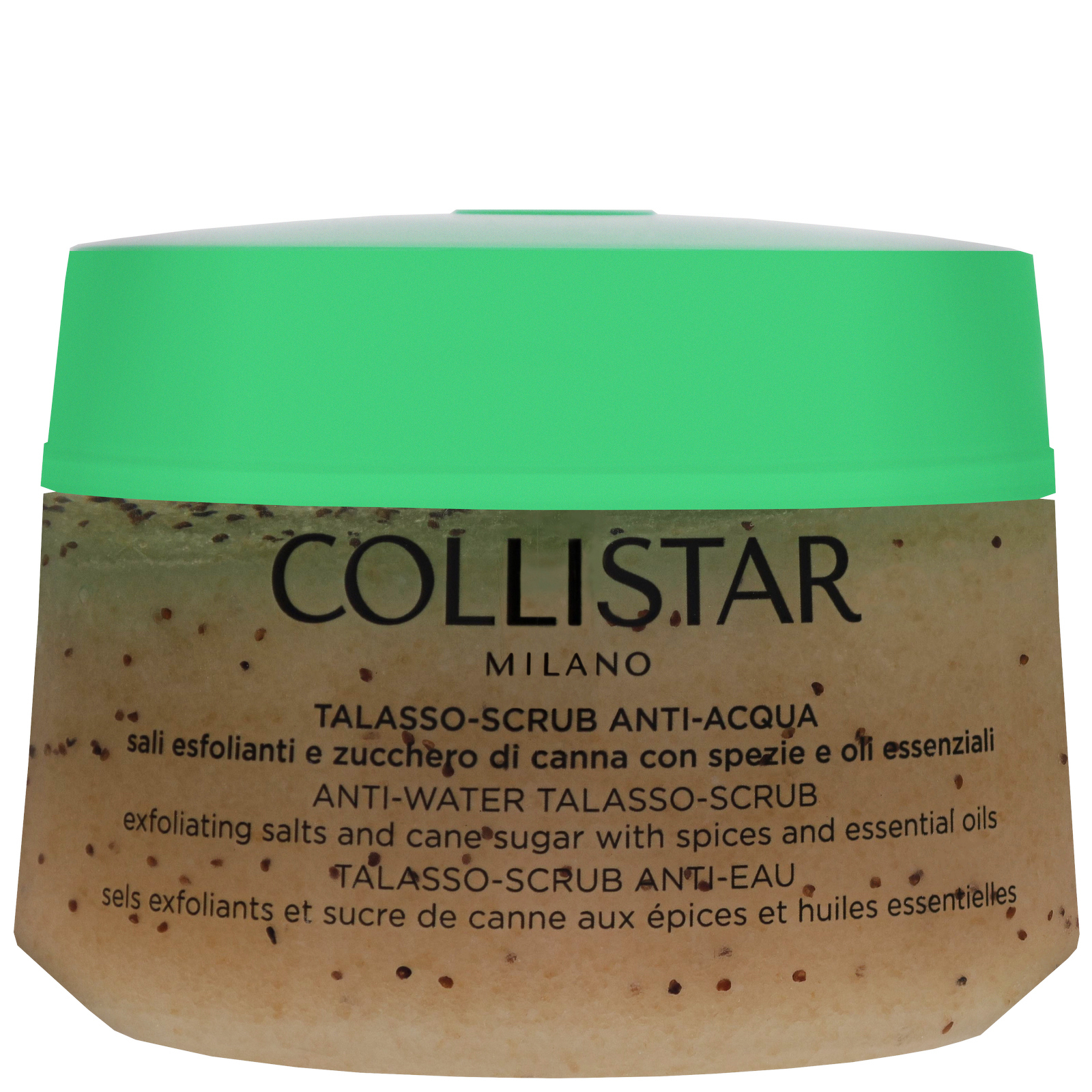 Collistar Exfoliators & Masks Anti-Water Talasso-Scrub 700g