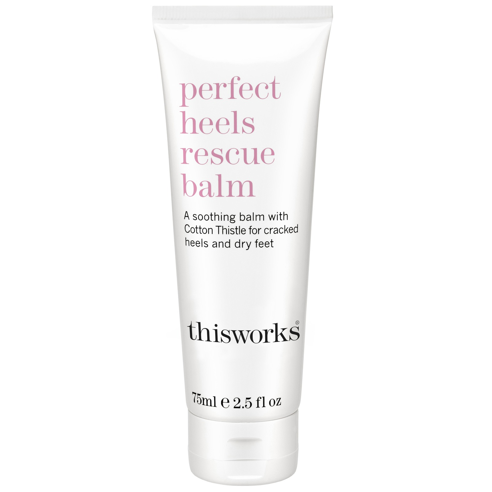 thisworks Body Perfect Heels Rescue Balm 75ml