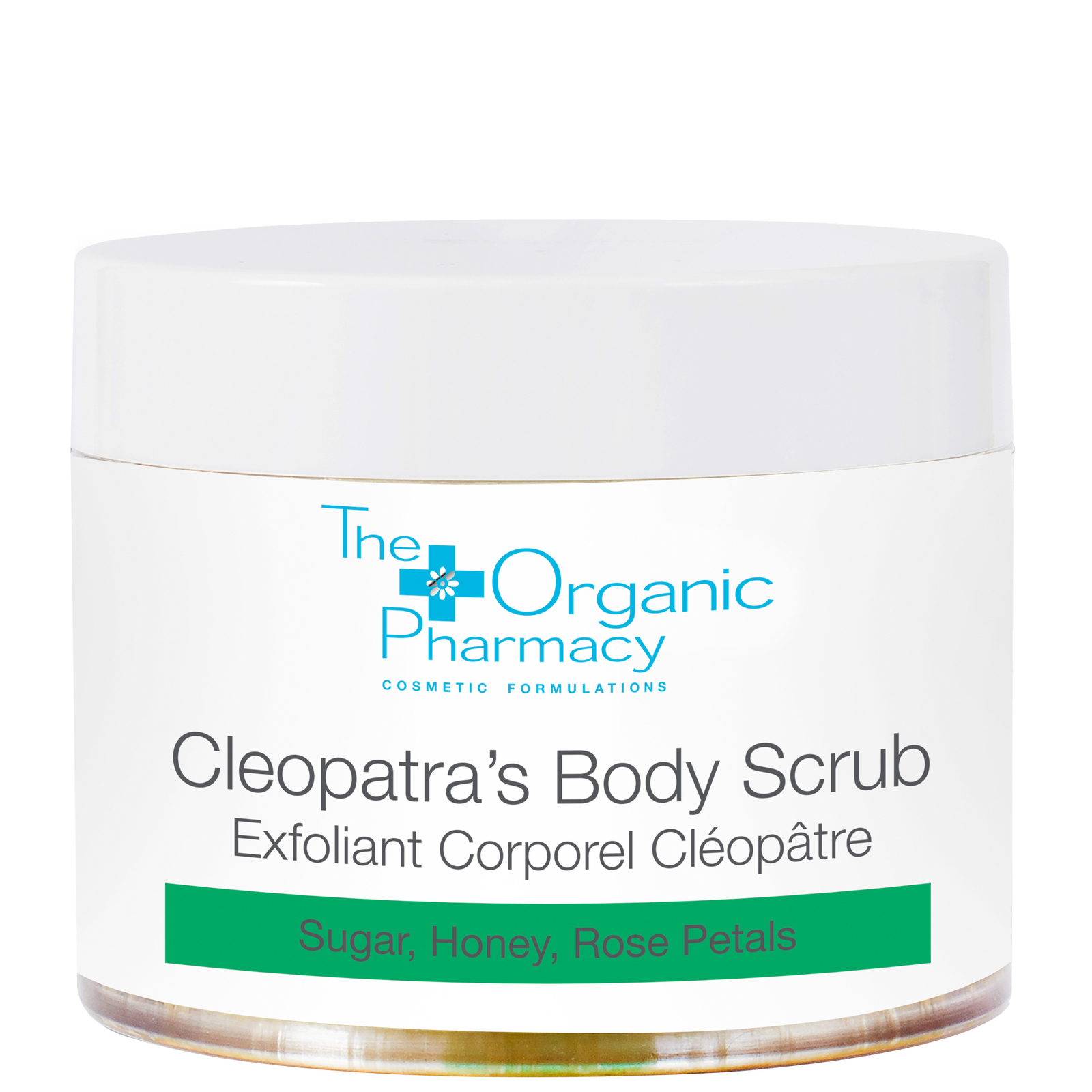 The Organic Pharmacy Bath & Shower Cleopatra's Body Scrub 400g