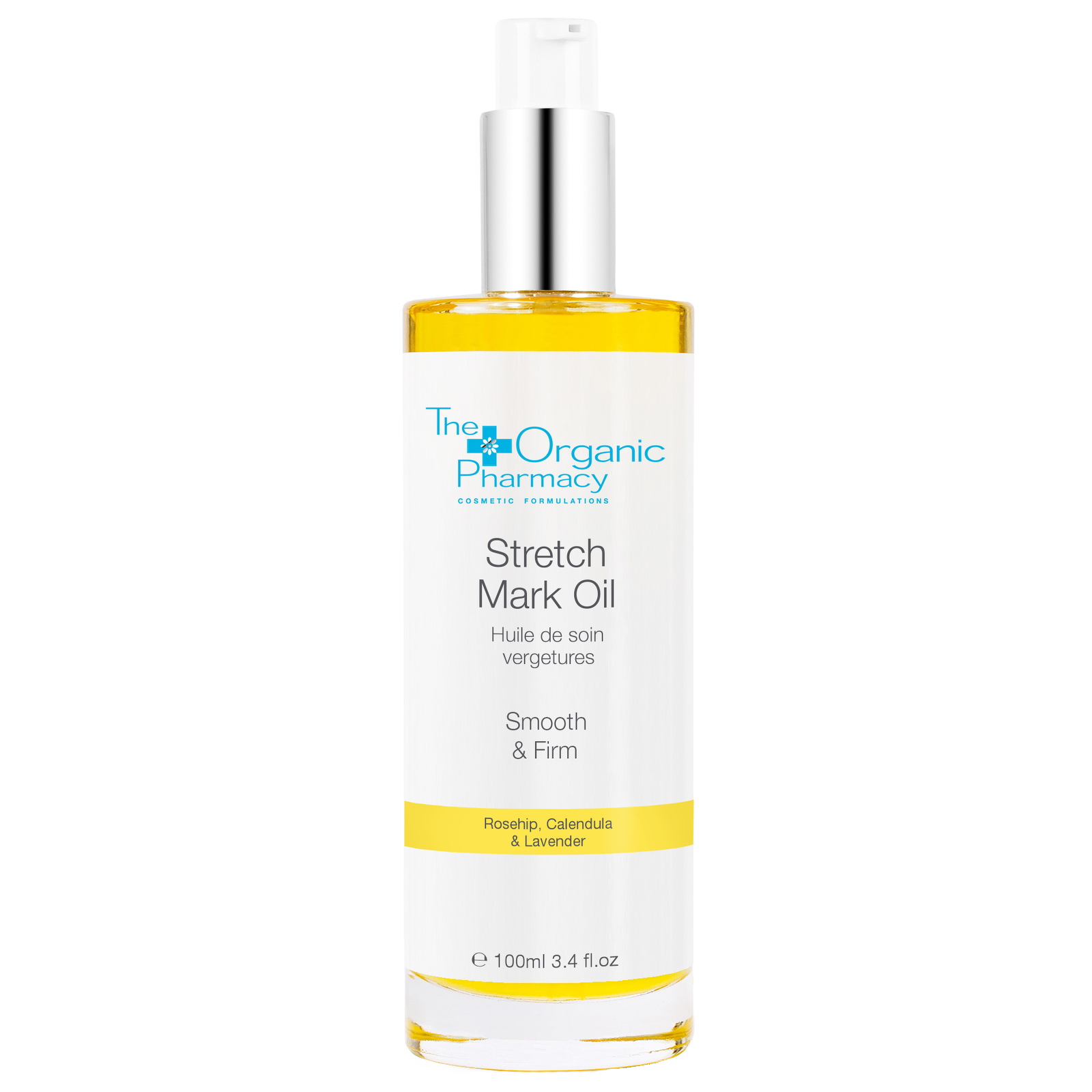 The Organic Pharmacy Mother and Baby Stretch Mark Oil 100ml