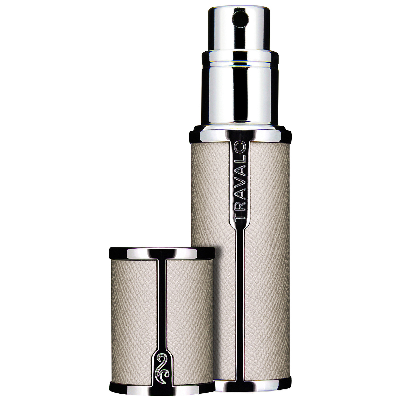 Travalo Perfume Atomiser Milano White 5ml / 0.17 fl.oz.