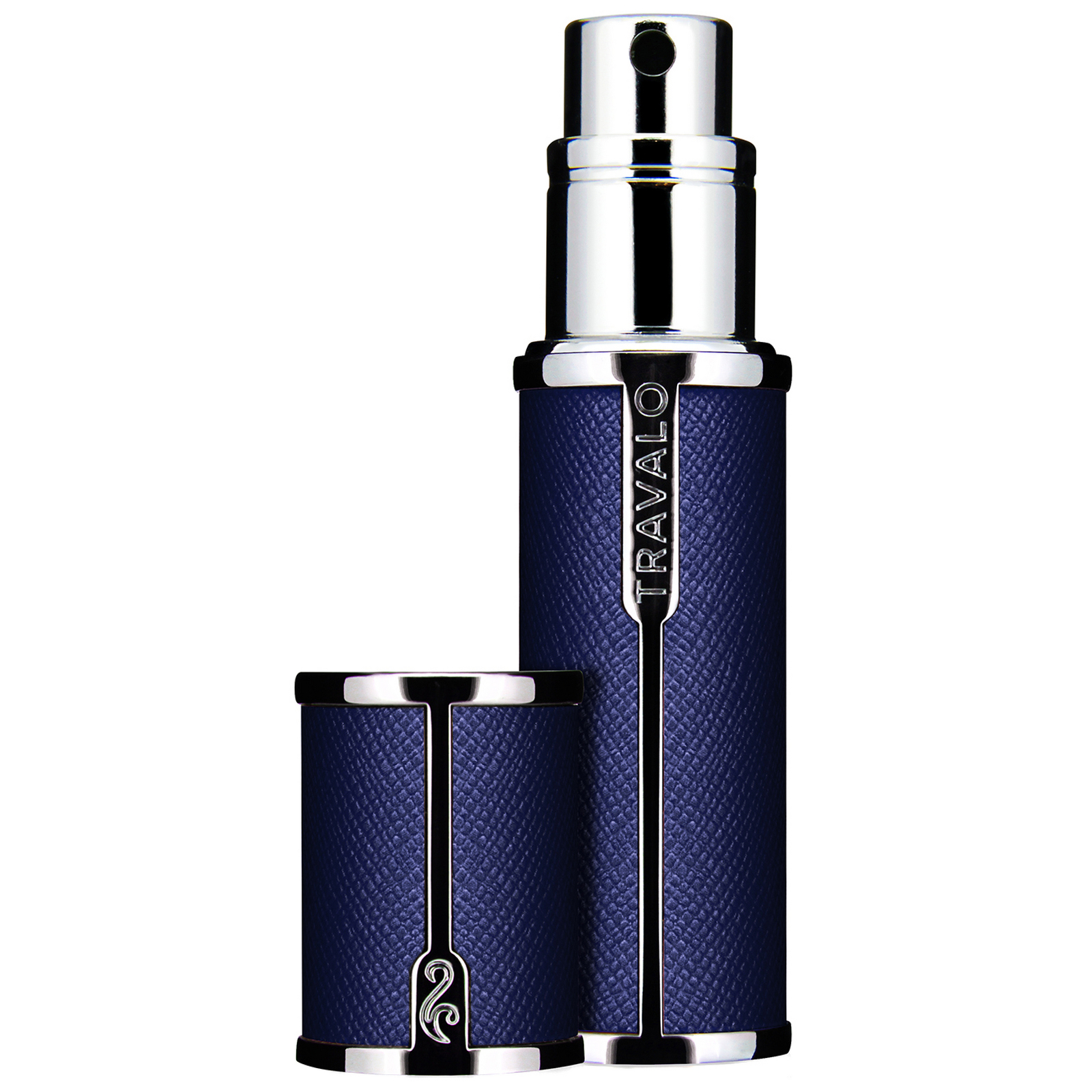 Travalo Perfume Atomiser Milano Blue 5ml / 0.17 fl.oz.