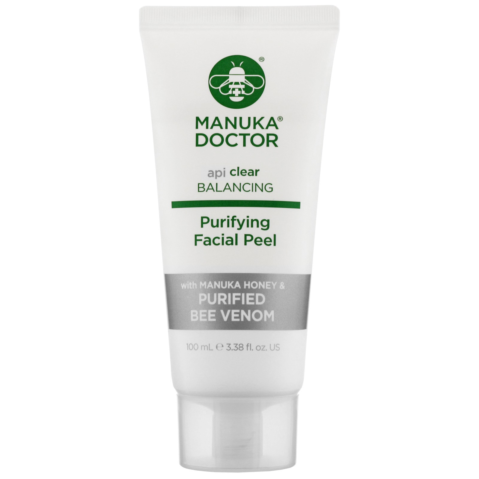 Manuka Doctor ApiClear Purifying Facial Peel 100ml