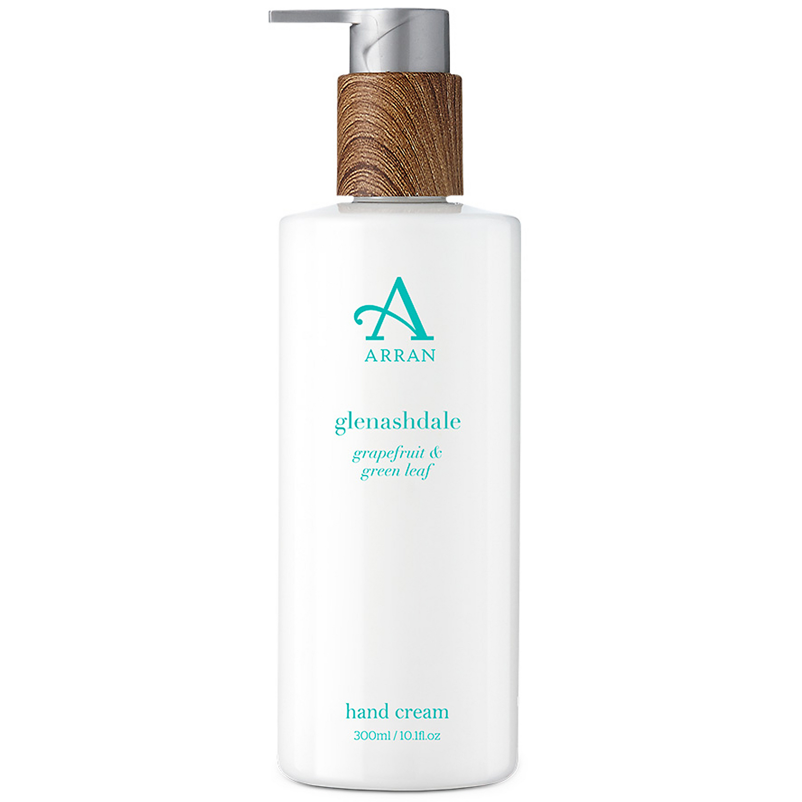 ARRAN Sense of Scotland Glenashdale - Grapefruit & Green Leaf Hand Cream 300ml