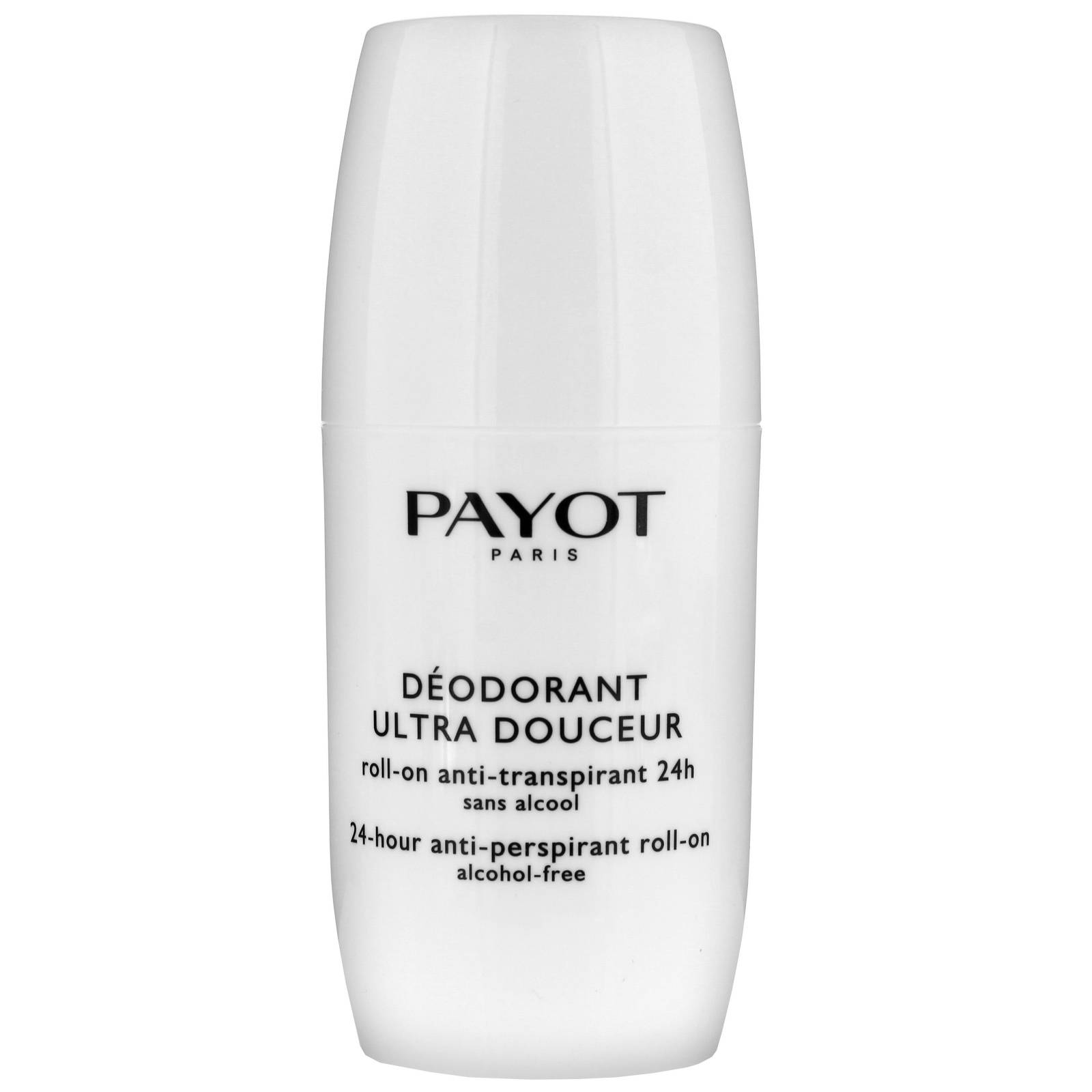 Payot Paris Gentle Body Déodorant Ultra Douceur: Alcohol-Free Softening Roll On Deodorant 75ml (TBC check against DBID 1233643)