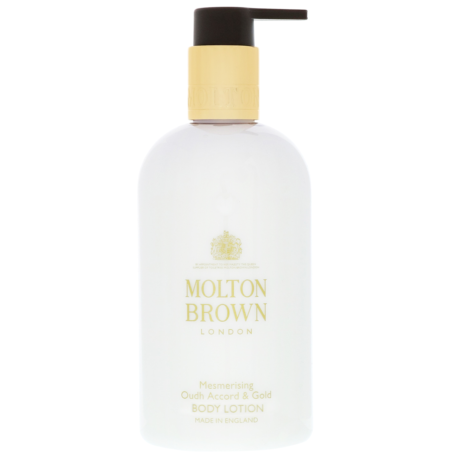 Molton Brown Mesmerising Oudh Accord & Gold Body Lotion 300ml