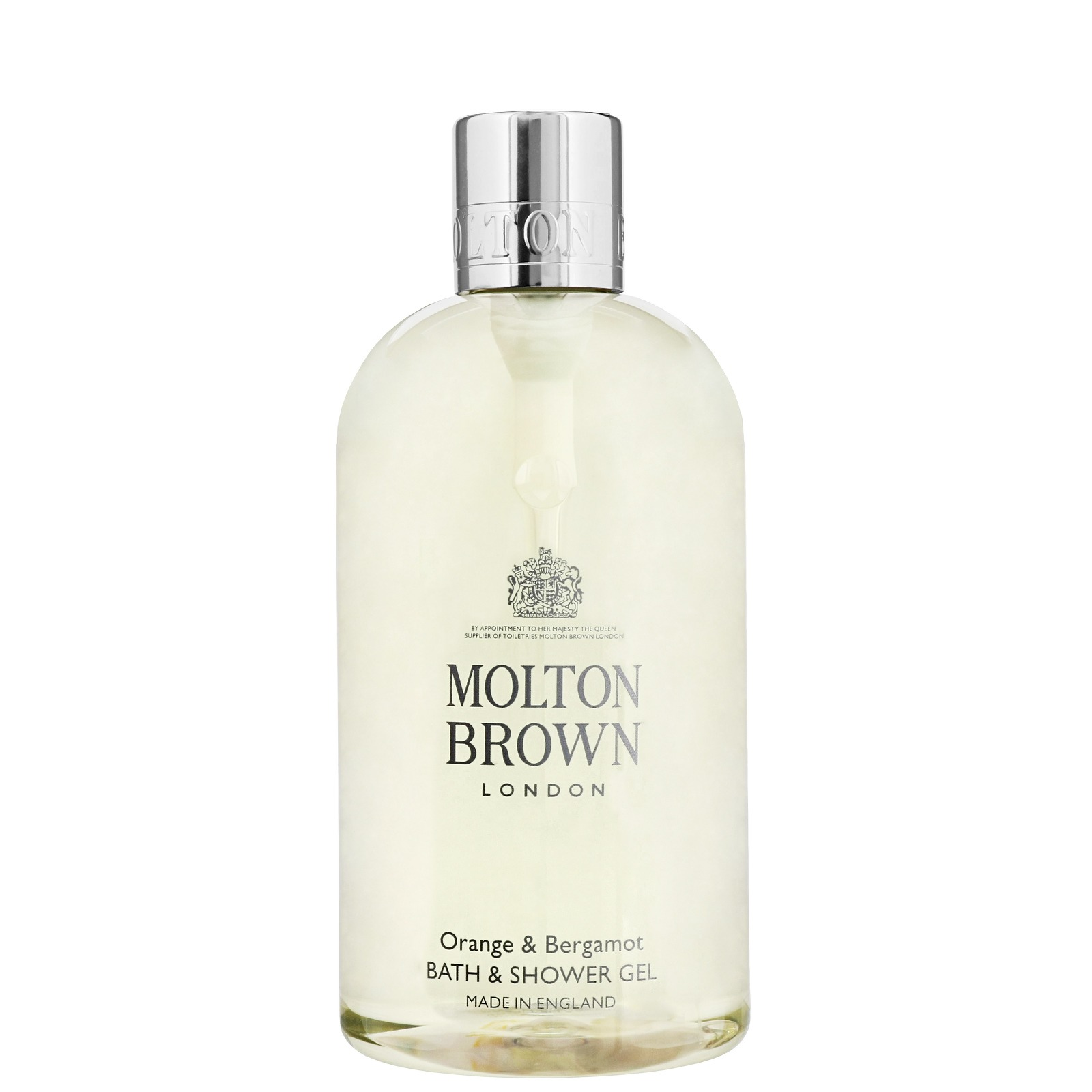 Molton Brown Orange & Bergamot Bath & Shower Gel 300ml