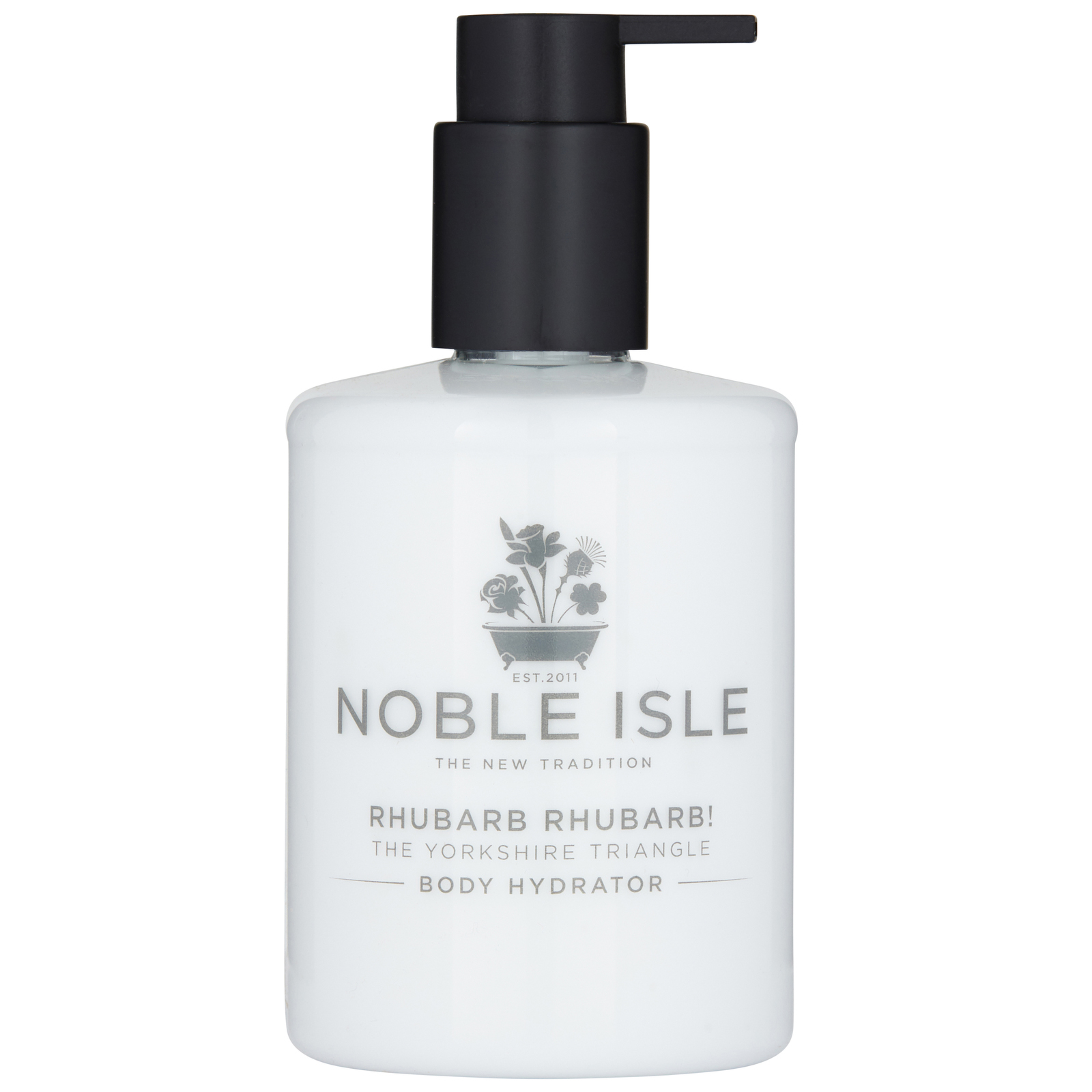 Noble Isle Body Lotion Rhubarb Rhubarb Body Hydrator 250ml