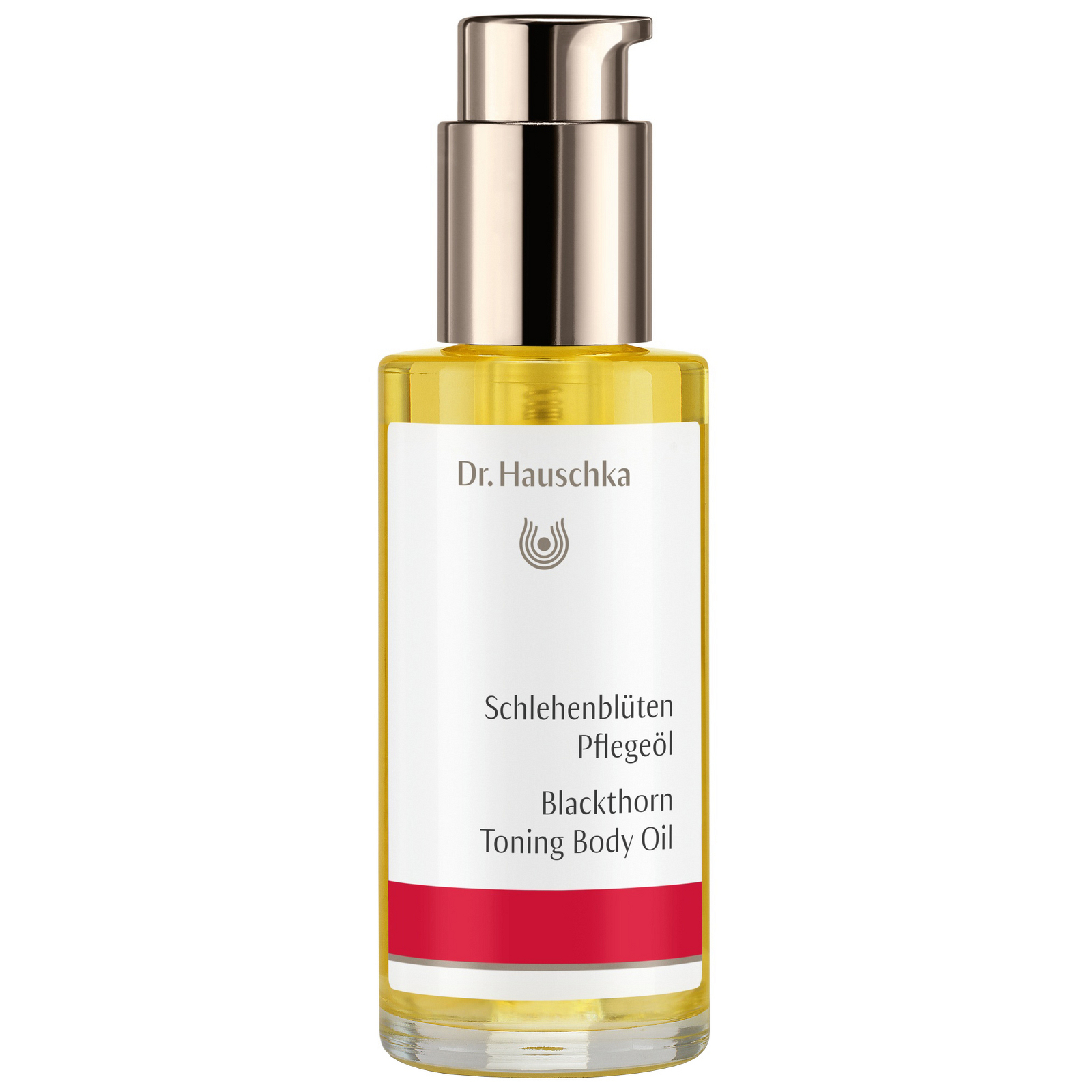 Dr. Hauschka Body Care Blackthorn Toning Body Oil 75ml