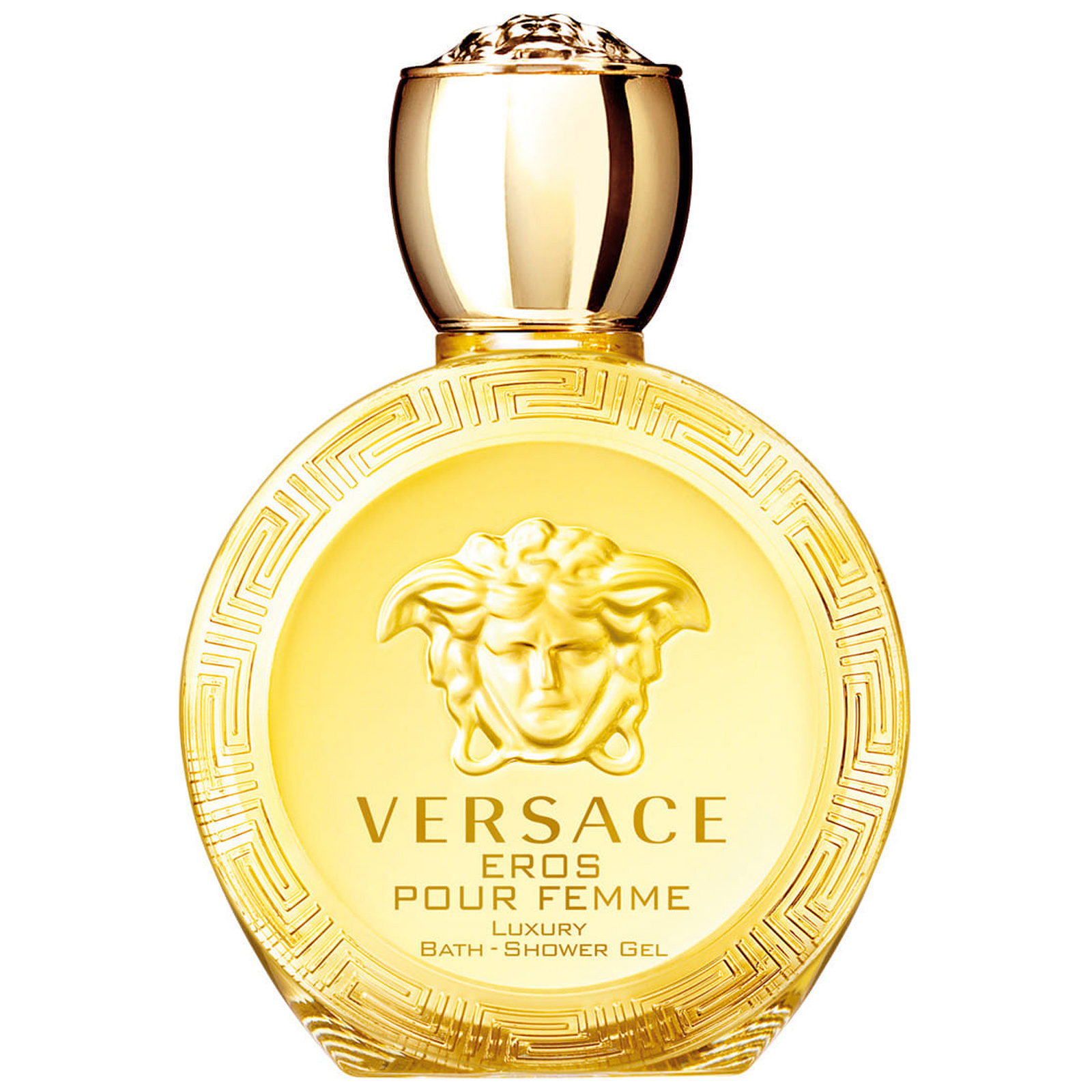 Versace Eros Pour Femme Luxury Bath and Shower Gel 200ml