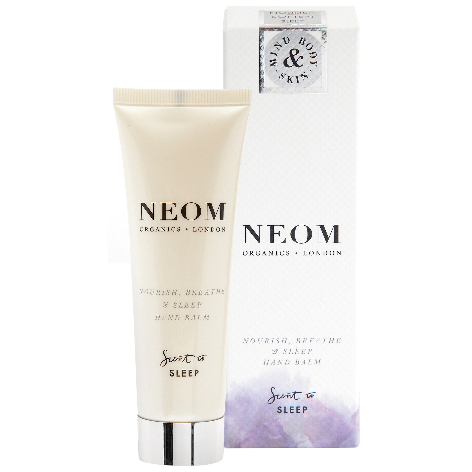 Neom Organics London Scent To Sleep Nourish, Breathe and Sleep Hand Balm 50ml