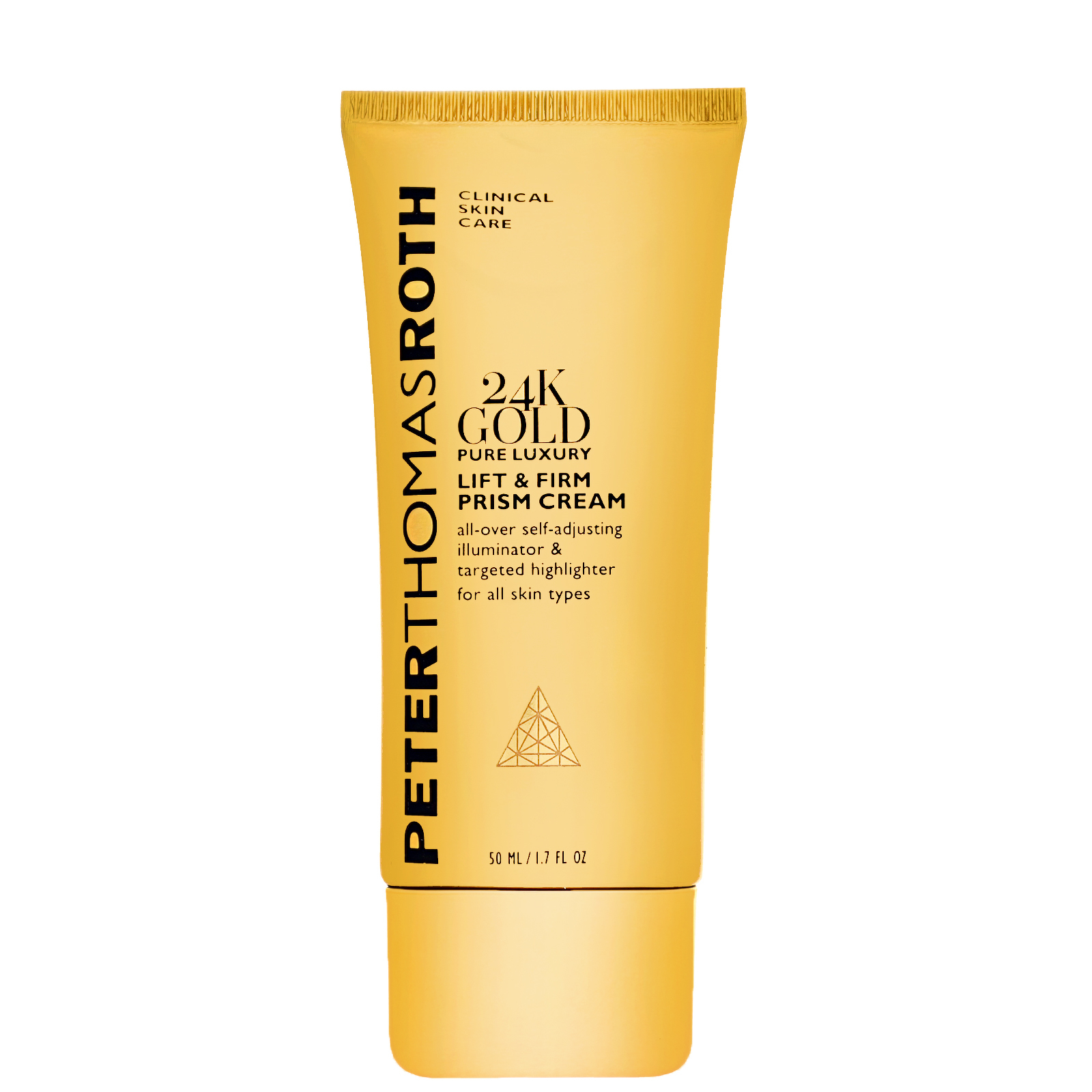 Peter Thomas Roth 24K Gold Pure Luxury Lift & Firm Prism Cream 50ml