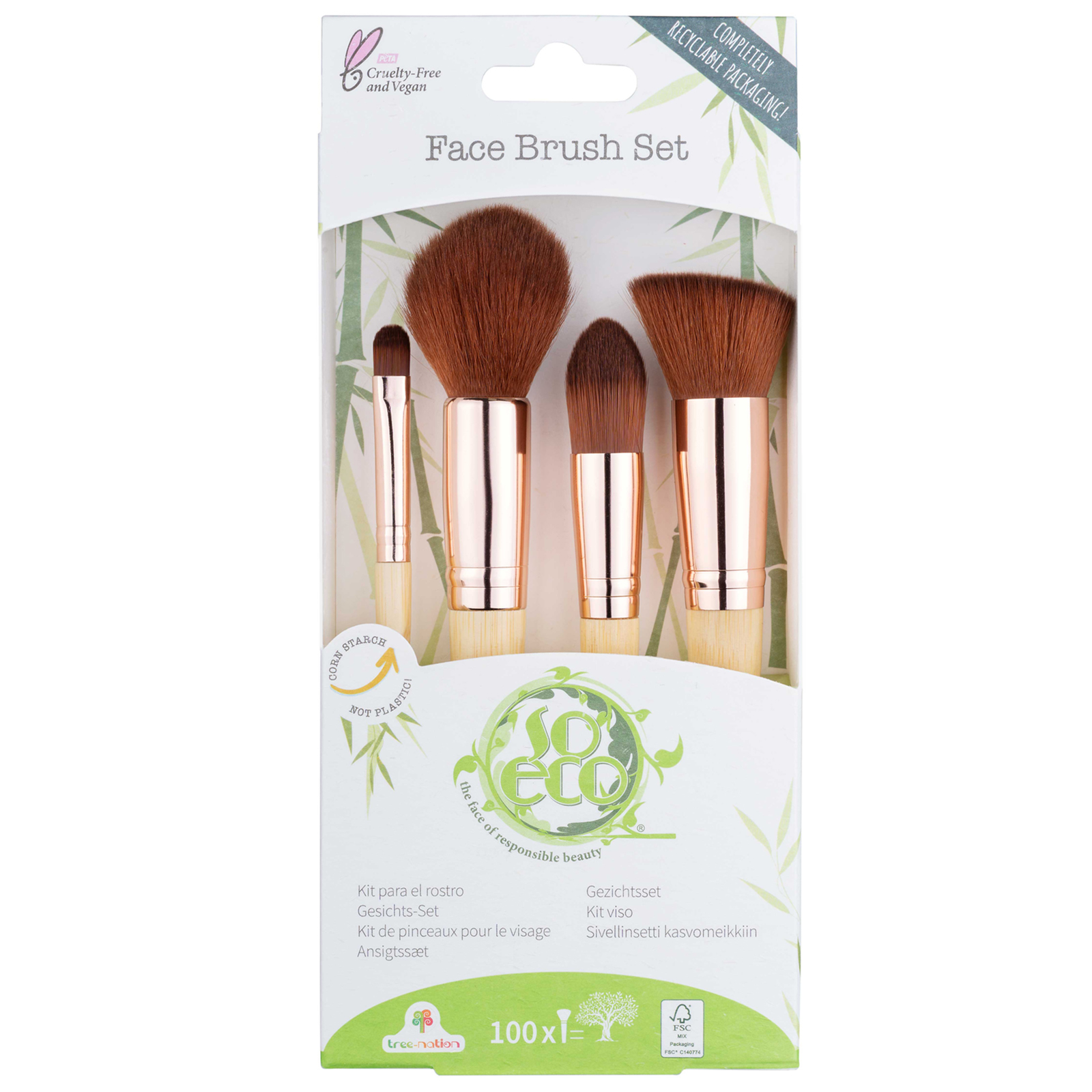 So Eco Set Face Kit