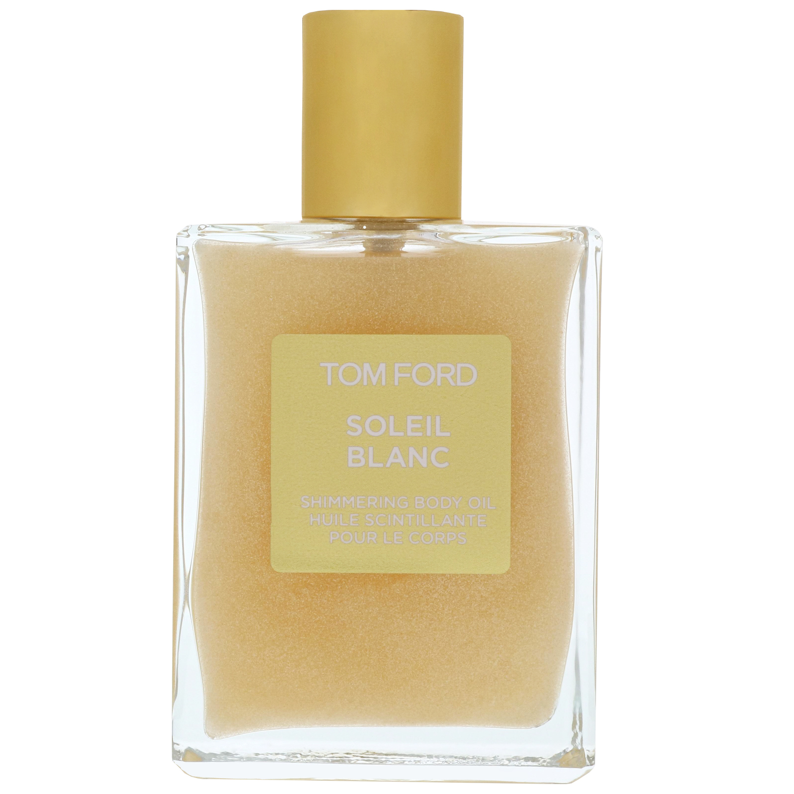 Tom Ford Private Blend Soleil Blanc Shimmering Body Oil 100ml Bath Body