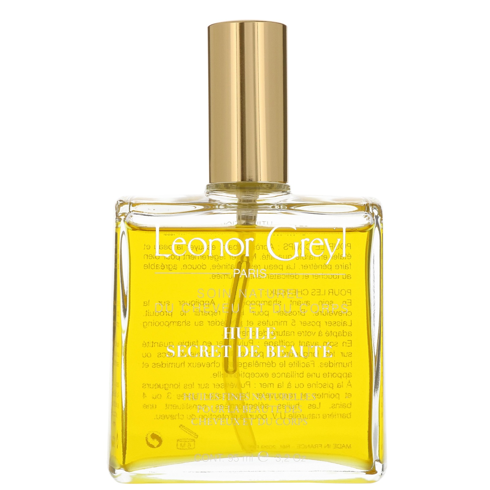 Leonor Greyl Beauty-Enhancing Oils Huile Secret De Beauté Natural Beautifying Oil 95ml