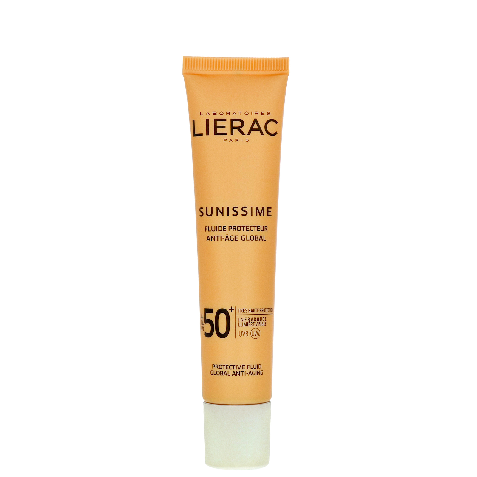 Lierac Sunissime Face Energizing Protecting Fluid SPF50 40ml / 1.35 fl.oz.