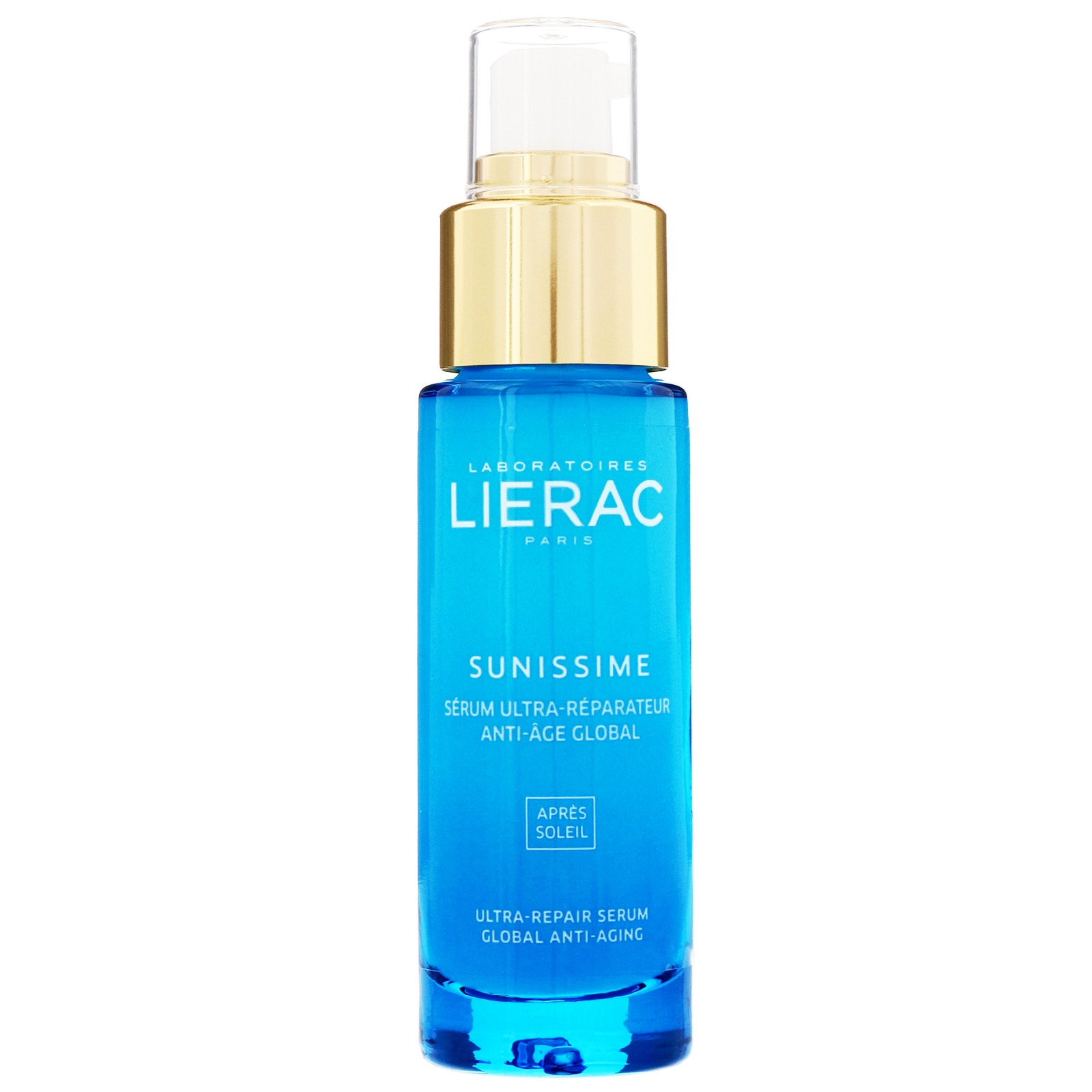 Lierac Sunissime SOS Repairing Serum: Anti-Ageing After Sun For face and Neck 30ml / 1.01 fl.oz.