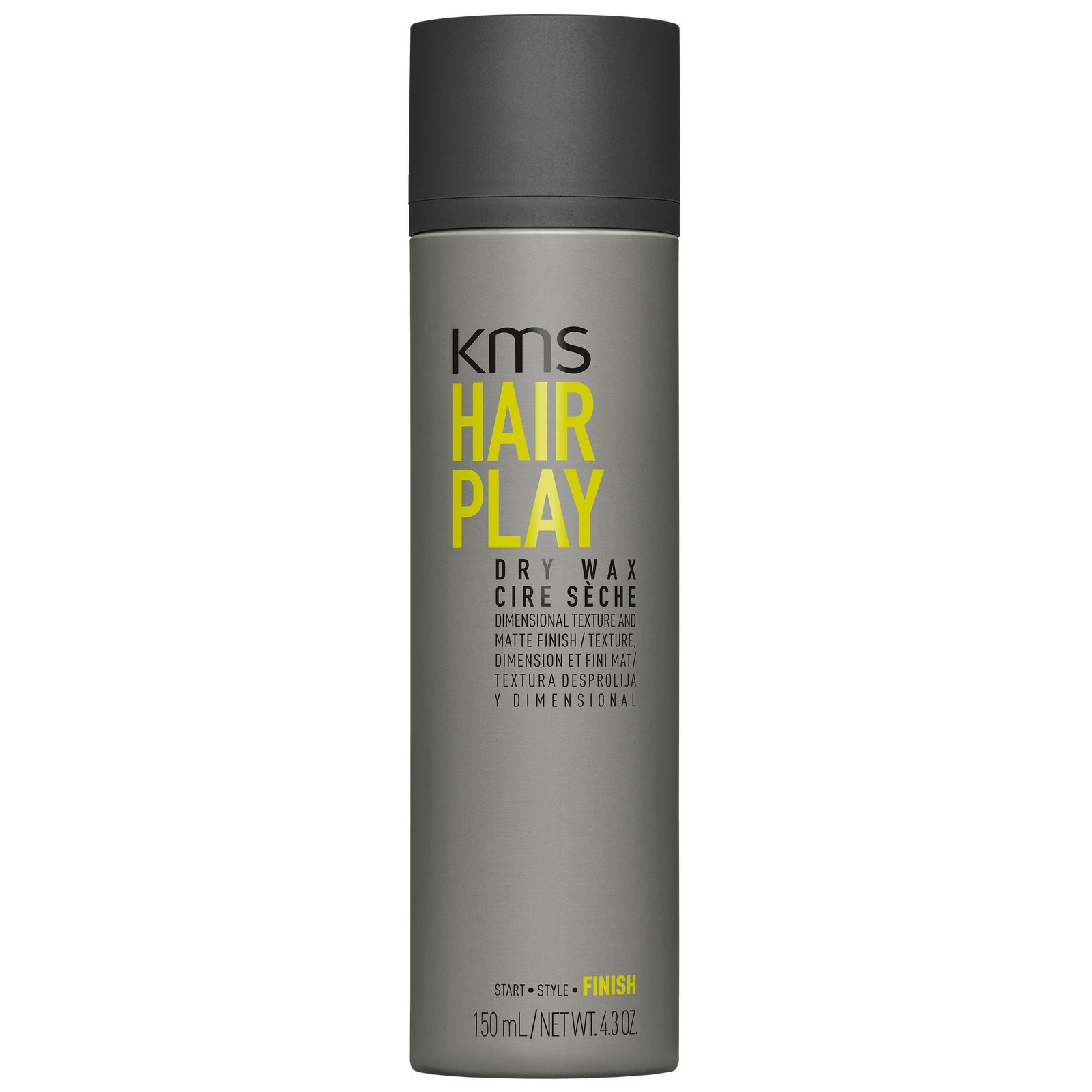 KMS FINISH HairPlay Dry Wax 150ml