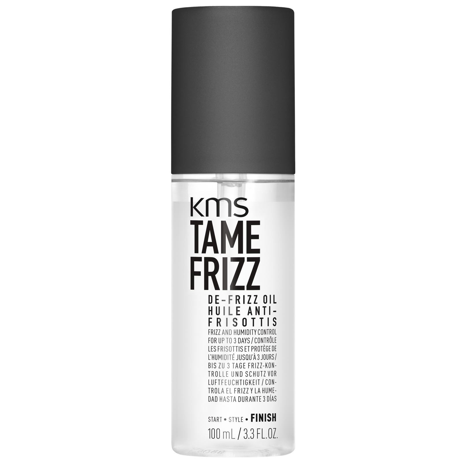 KMS FINISH TameFrizz De-Frizz Oil 100ml