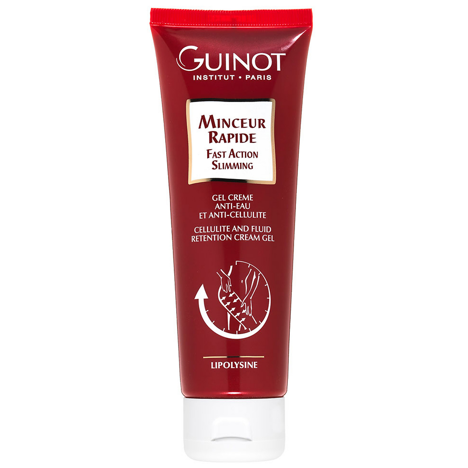 Guinot Slimming Body Care Minceur Rapide Fast Action Slimming Cream Gel 125ml / 3.7 oz.
