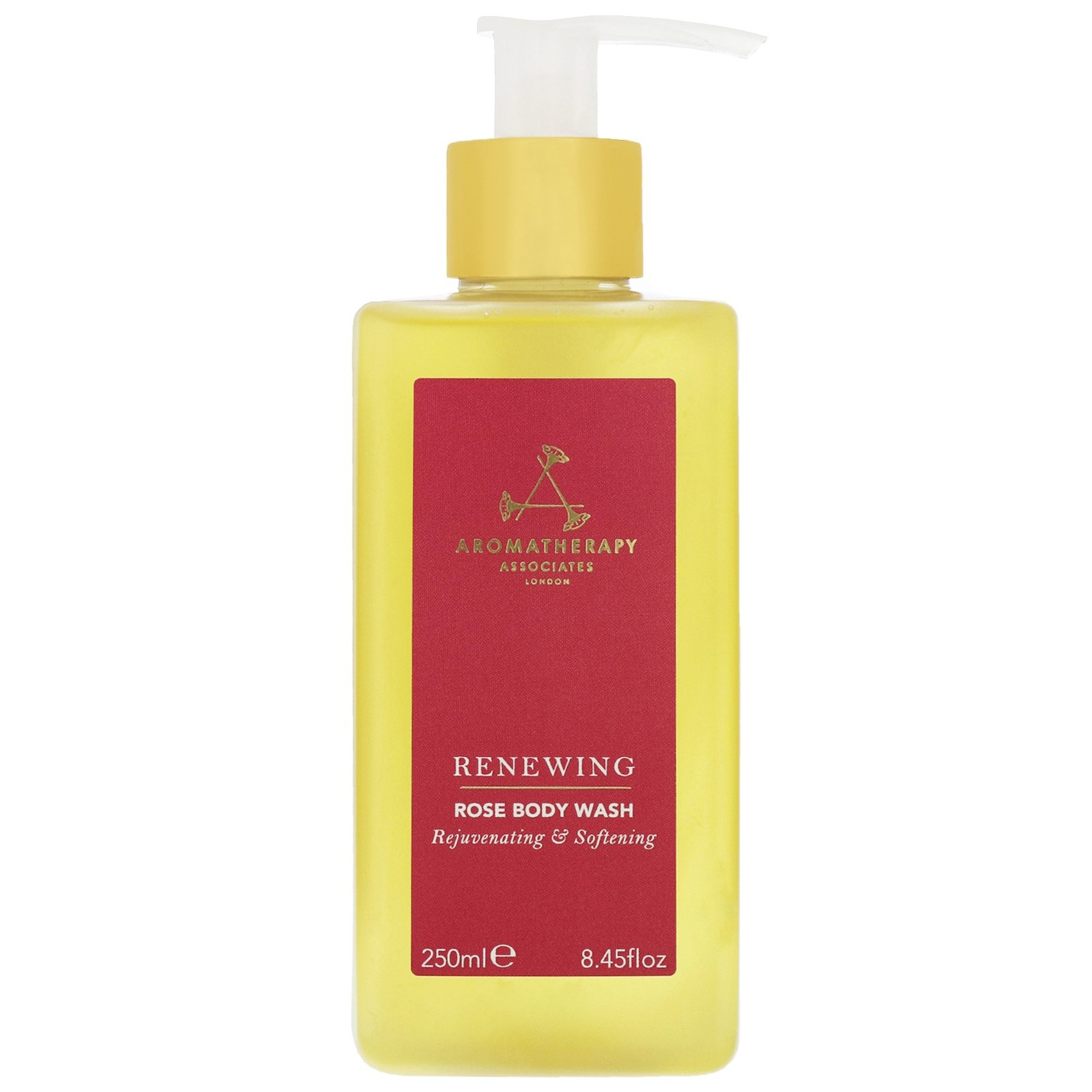 Aromatherapy Associates Rose Renewing Rose Body Wash 250ml