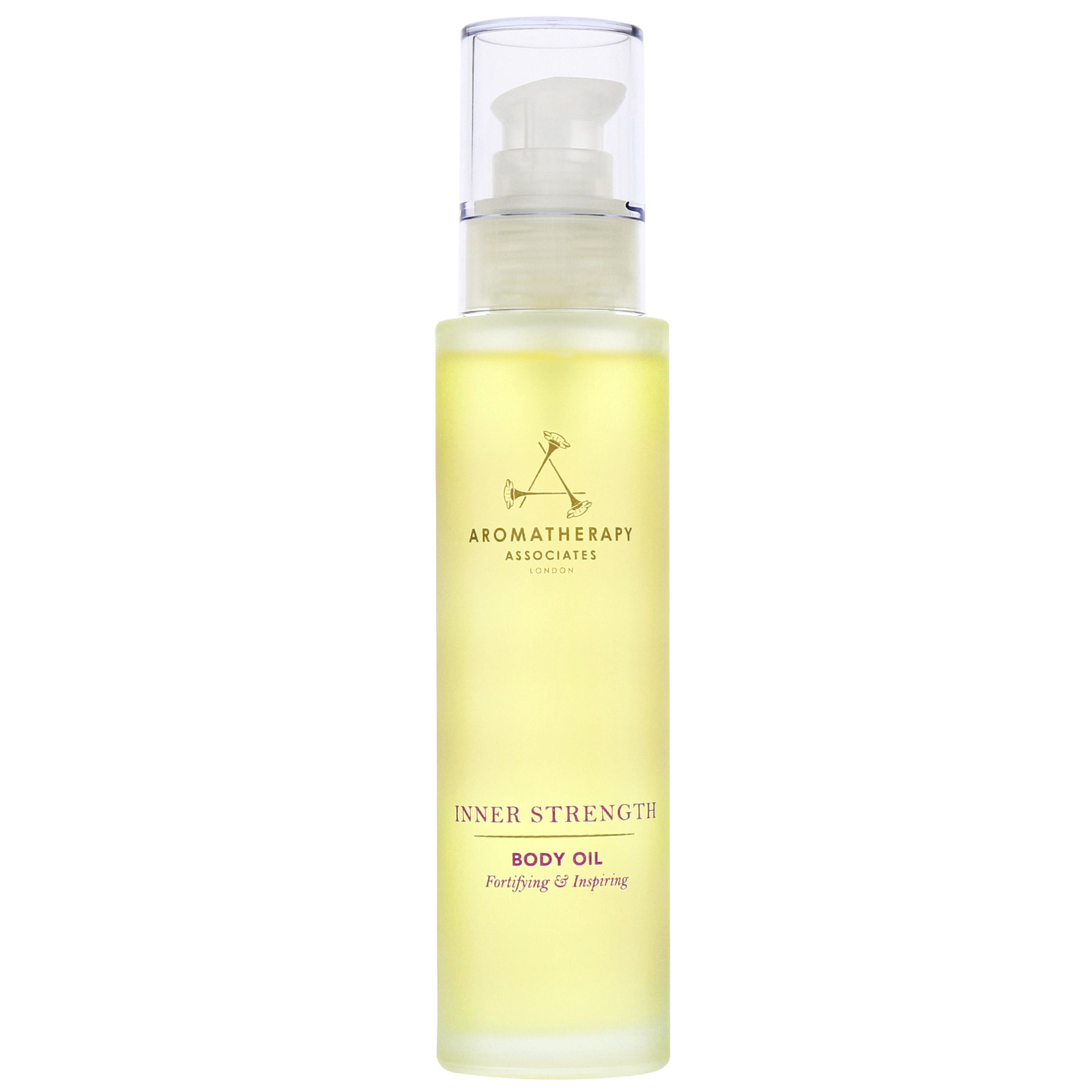 Aromatherapy Associates Inner Strength Body Oil 100ml