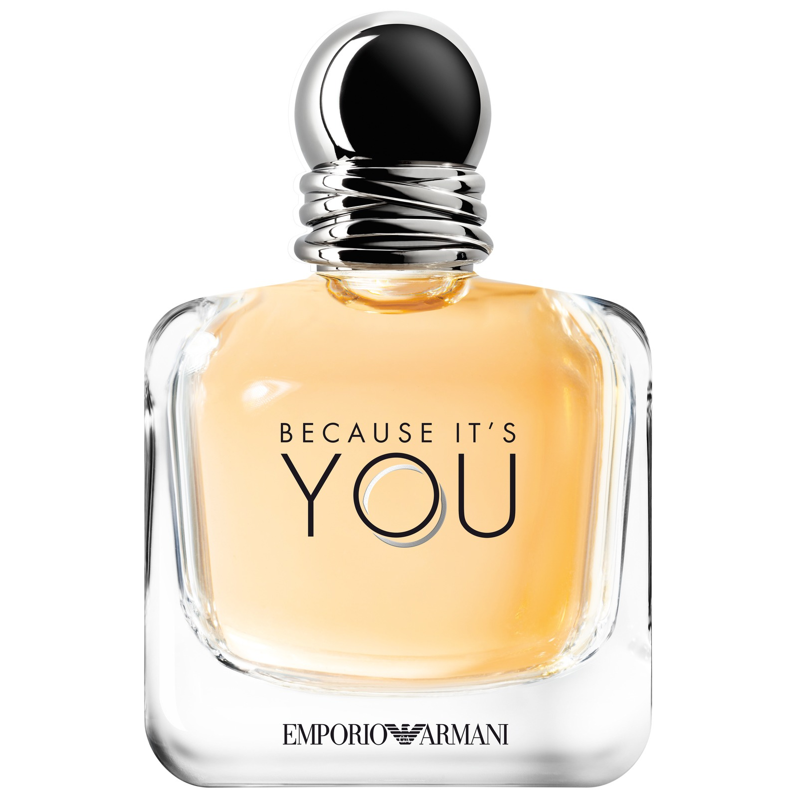 Armani Because It's You Eau de Parfum Spray 100ml