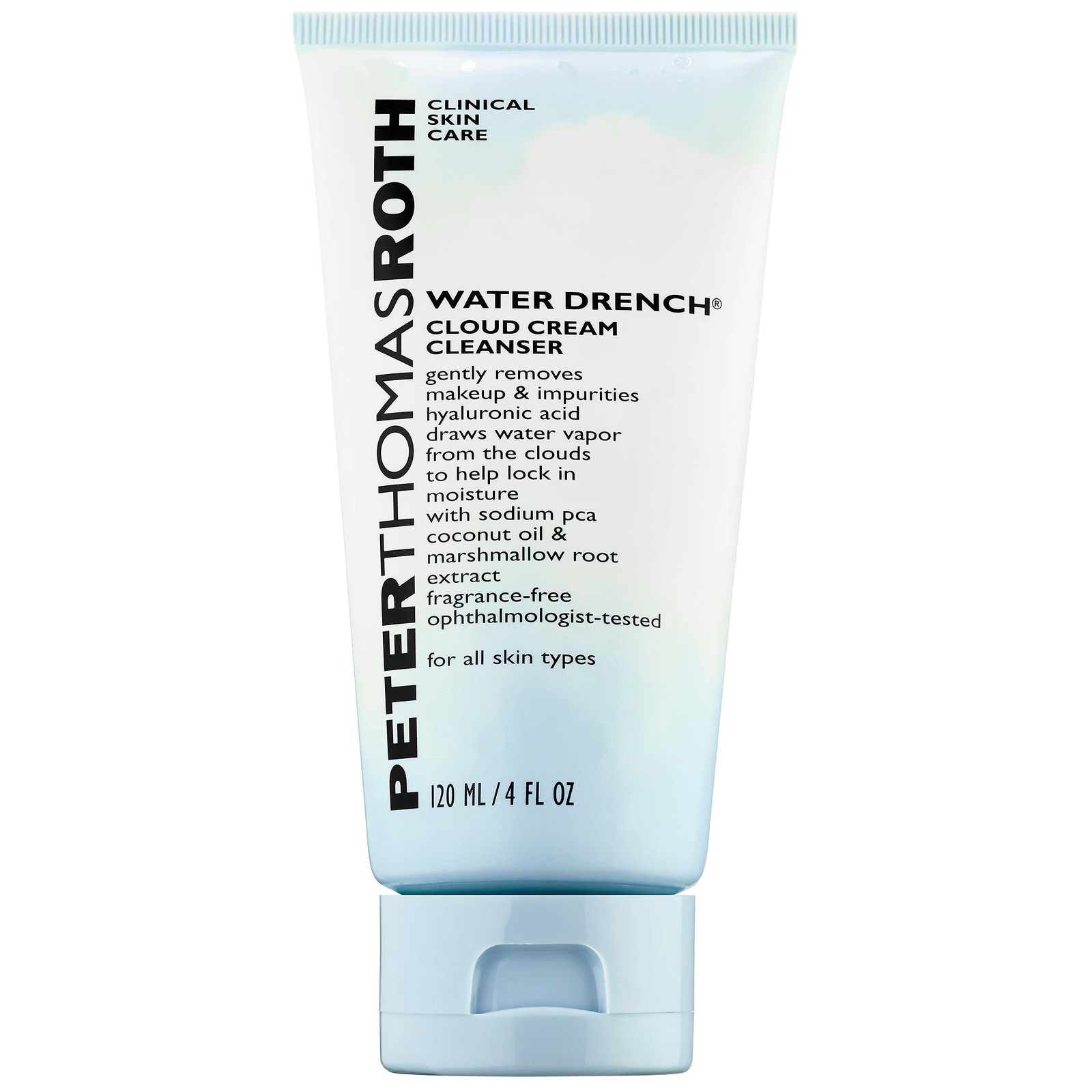 Peter Thomas Roth Water Drench Cloud Cream Cleanser 120ml