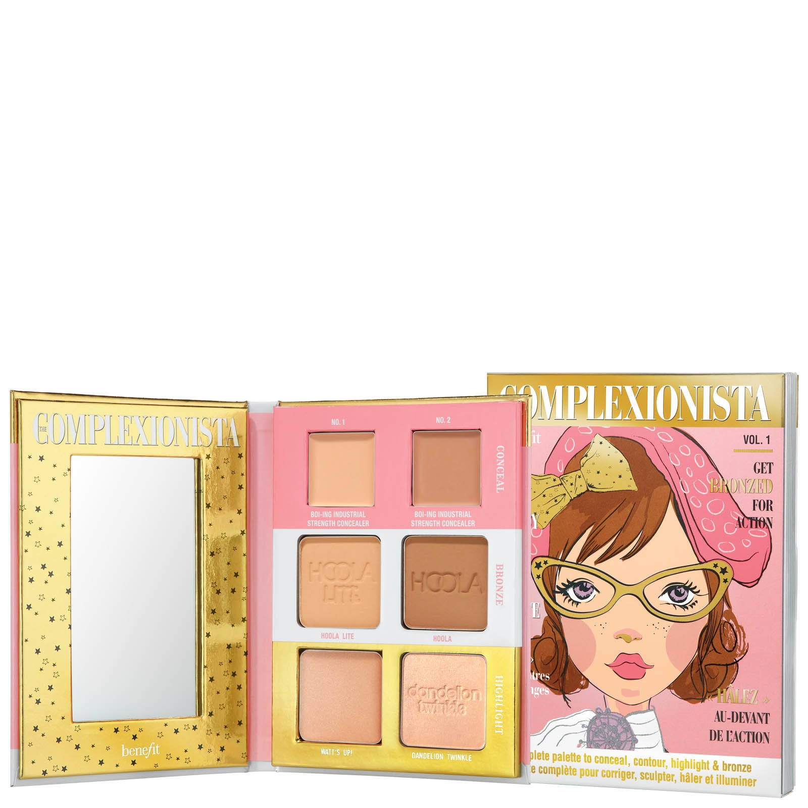 benefit Face Complexionista Kit (Worth £43.24)