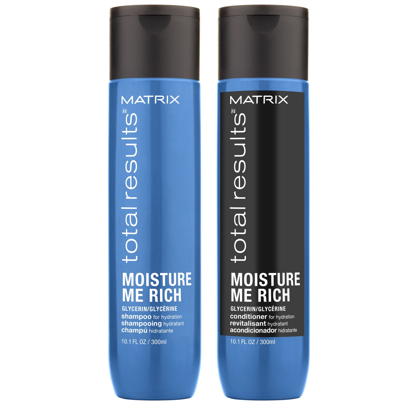 Matrix Total Results Moisture Me Rich Duo Set for Dry Hair