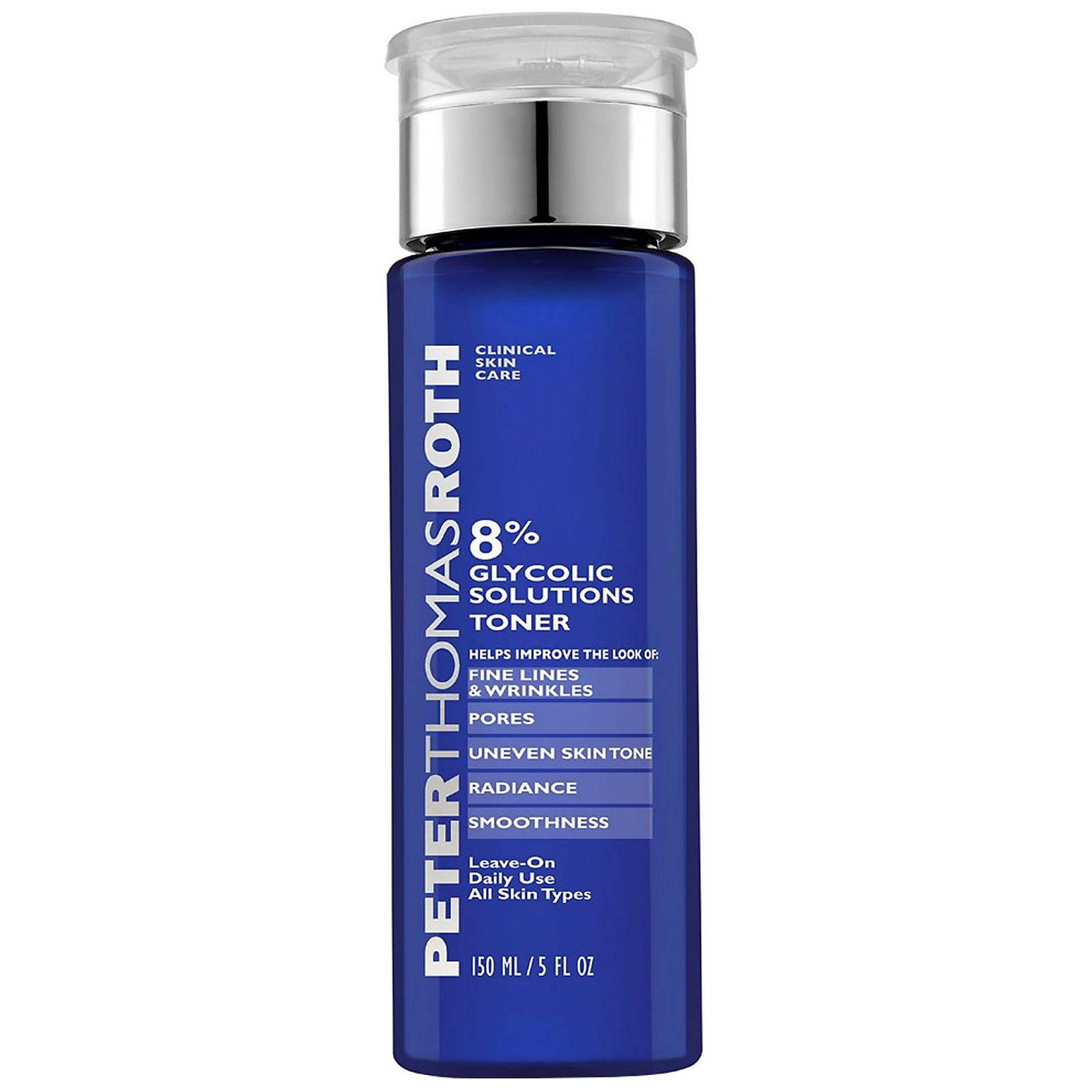 Peter Thomas Roth Glycolic 8% Glycolic Solutions Toner 150ml